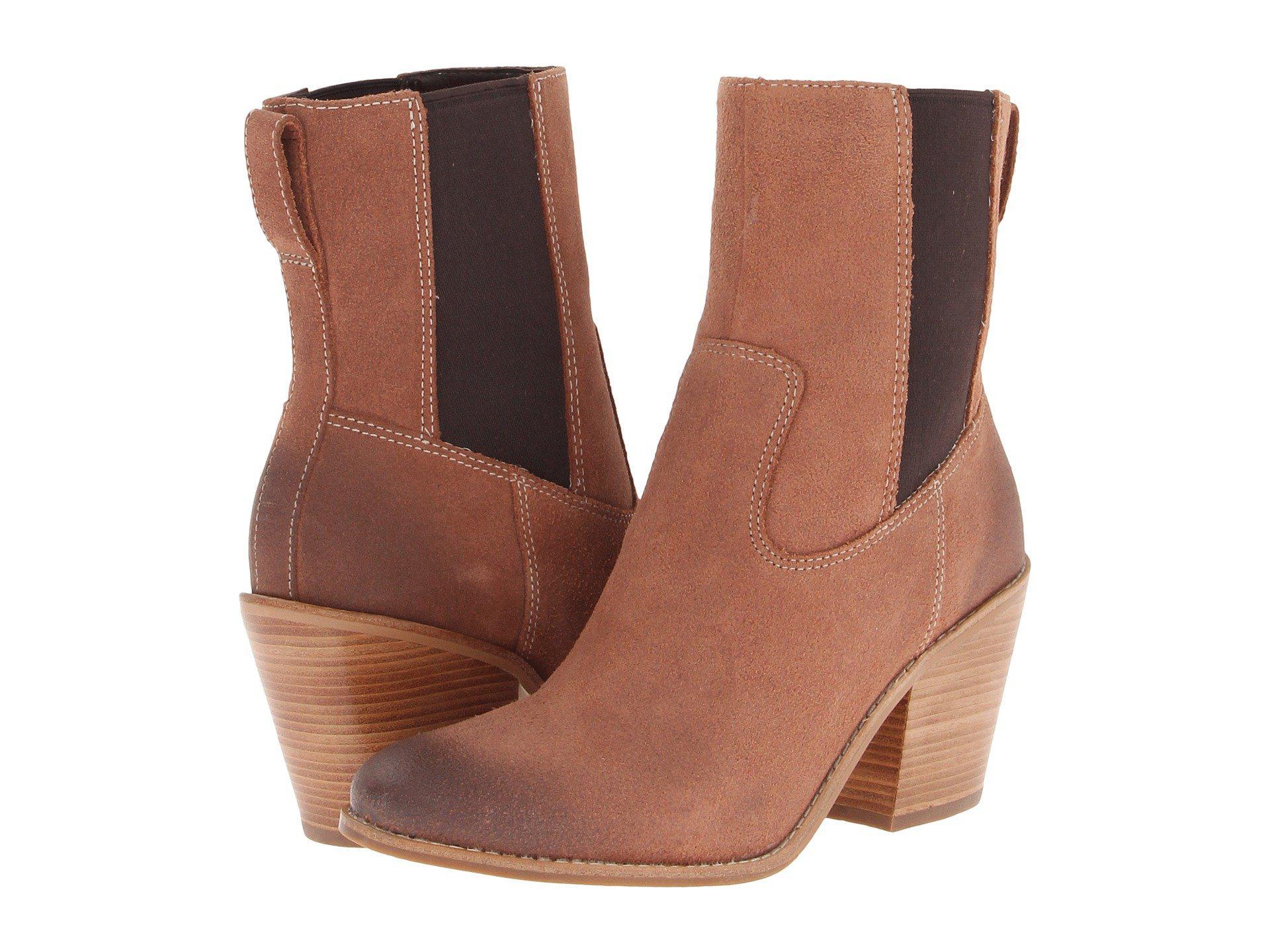 Womens Boots Cole Haan Graham Short Boot Black Suede
