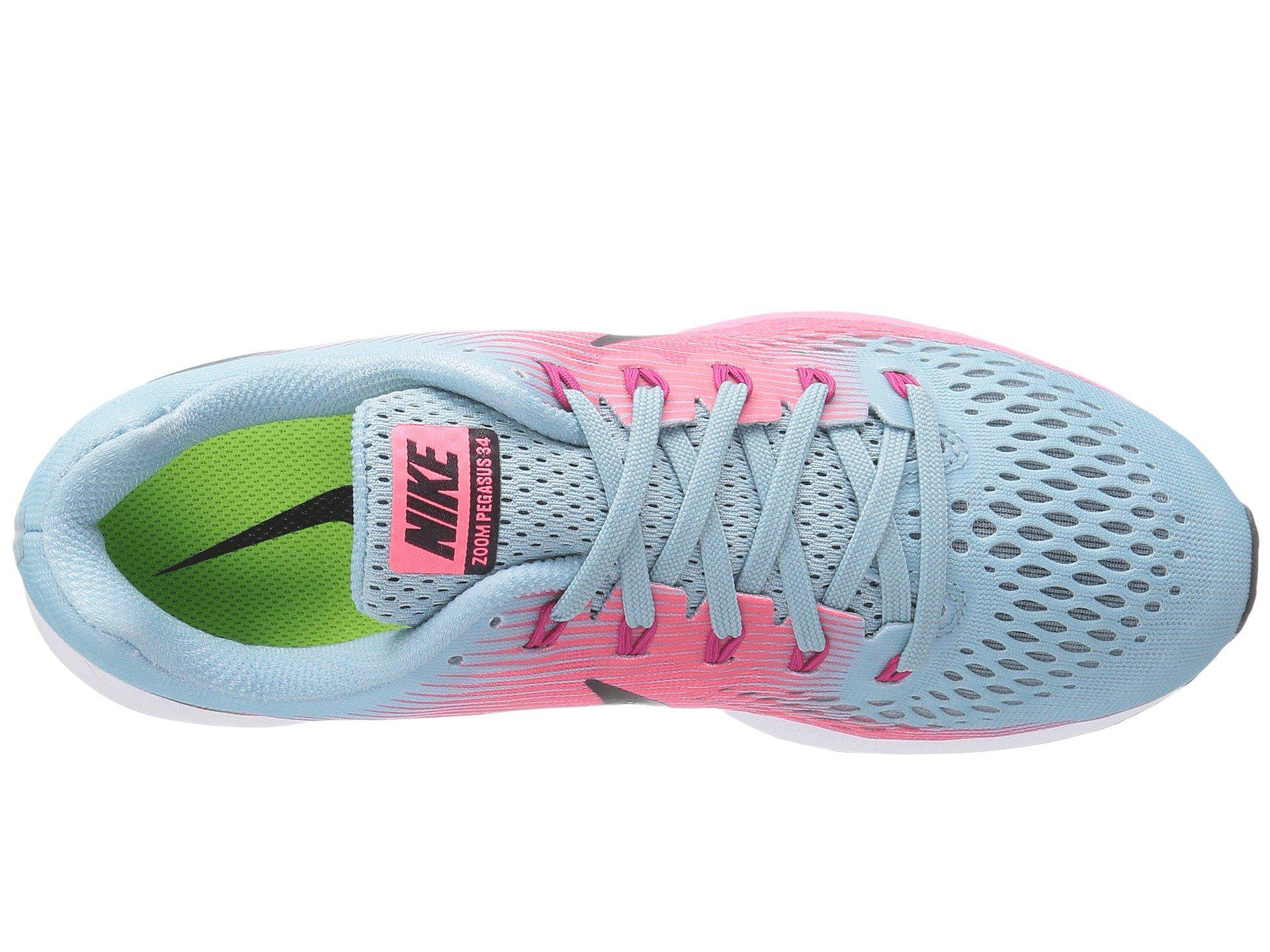 ab619da3518d8 Nike - Multicolor Air Zoom Pegasus 34 - Lyst. View fullscreen