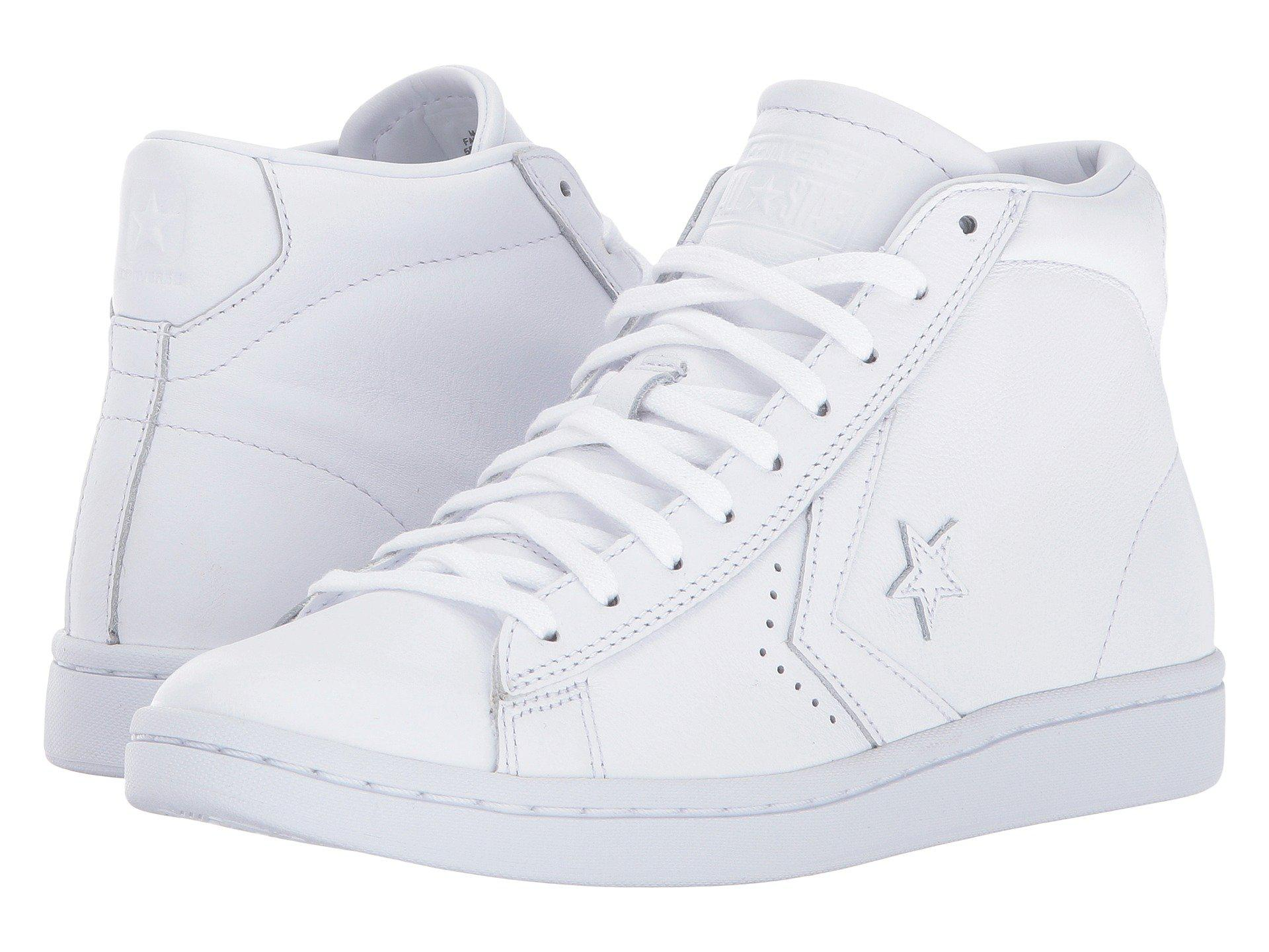 converse sneakers pro mid lp