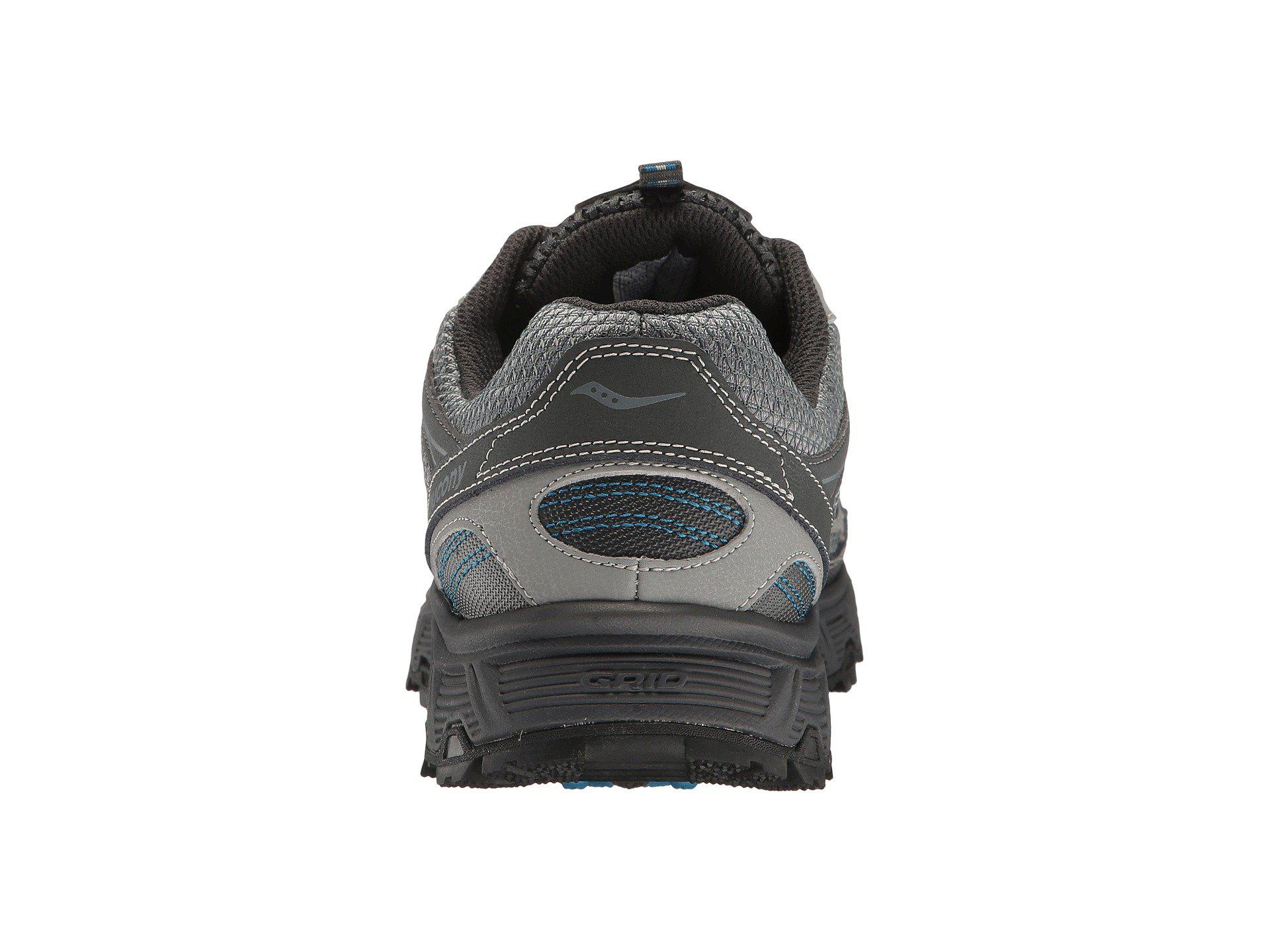 Lyst Saucony Grid Escape Tr2 In Gray For Men