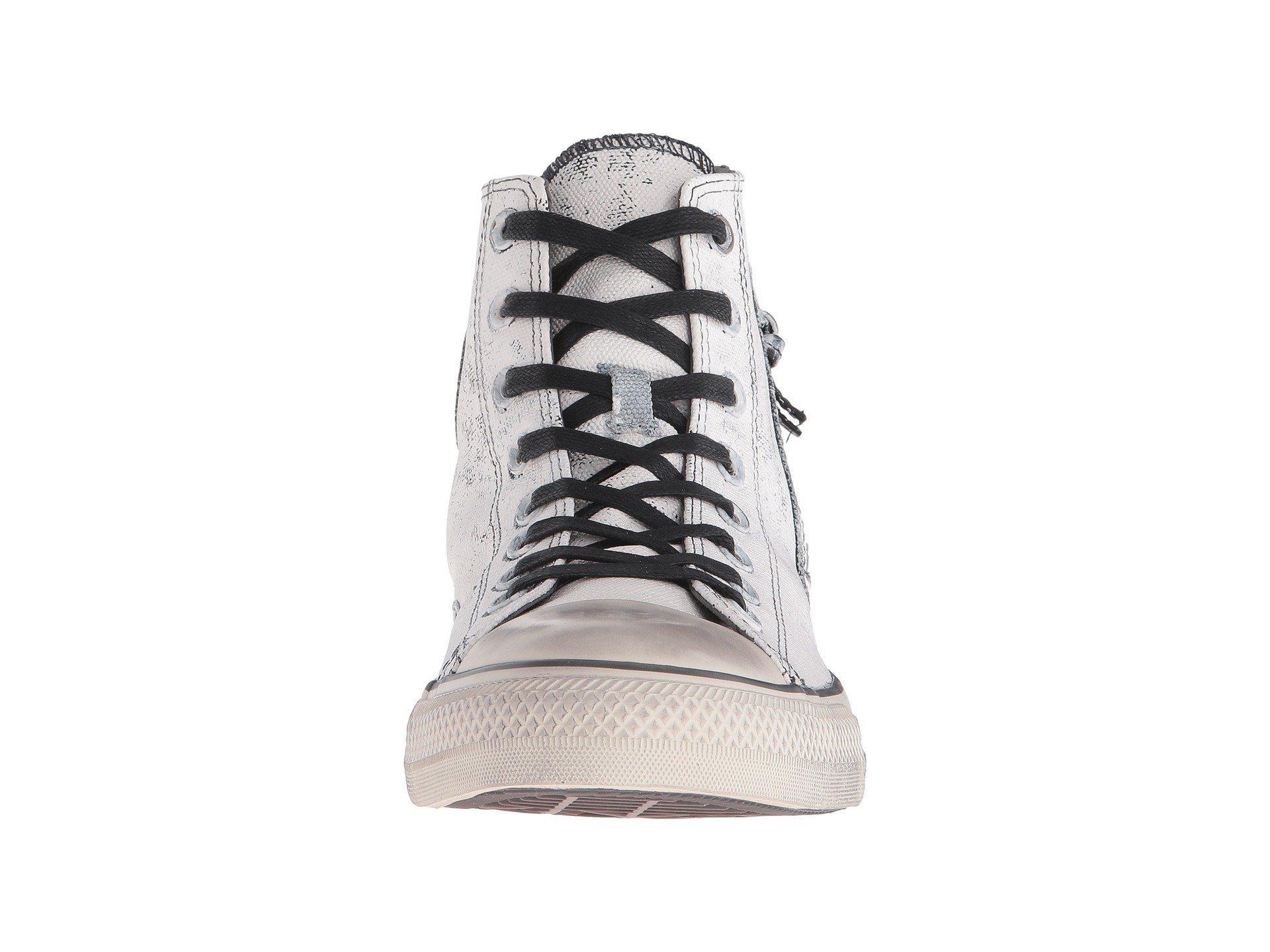f900c8b00169db Lyst - Converse Chuck Taylor® All Star® Side Zip Heavyweight Canvas ...