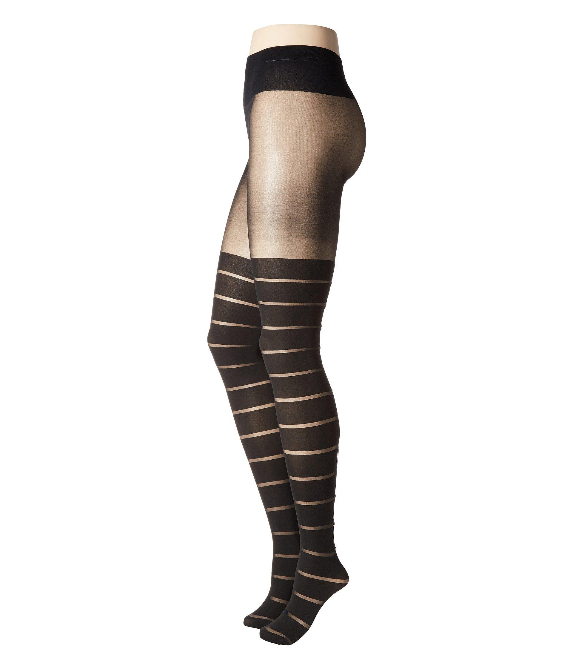 89ee6619944 Lyst - Wolford Grace Tights in Black