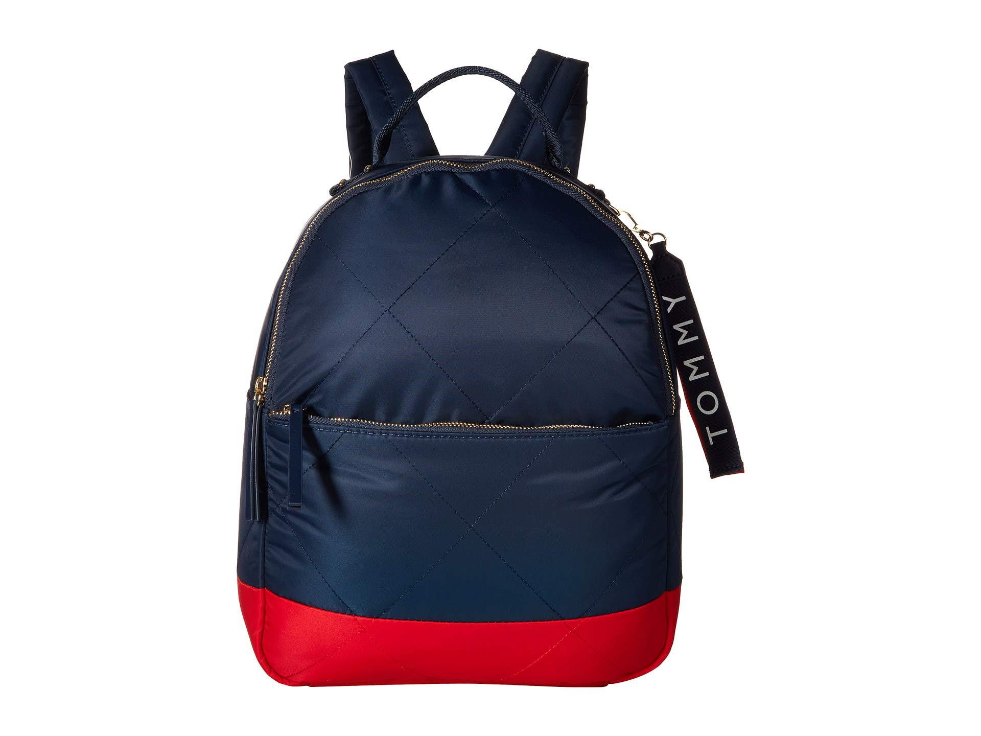 625eb8f2f5 Lyst - Tommy Hilfiger Kensington Backpack in Blue