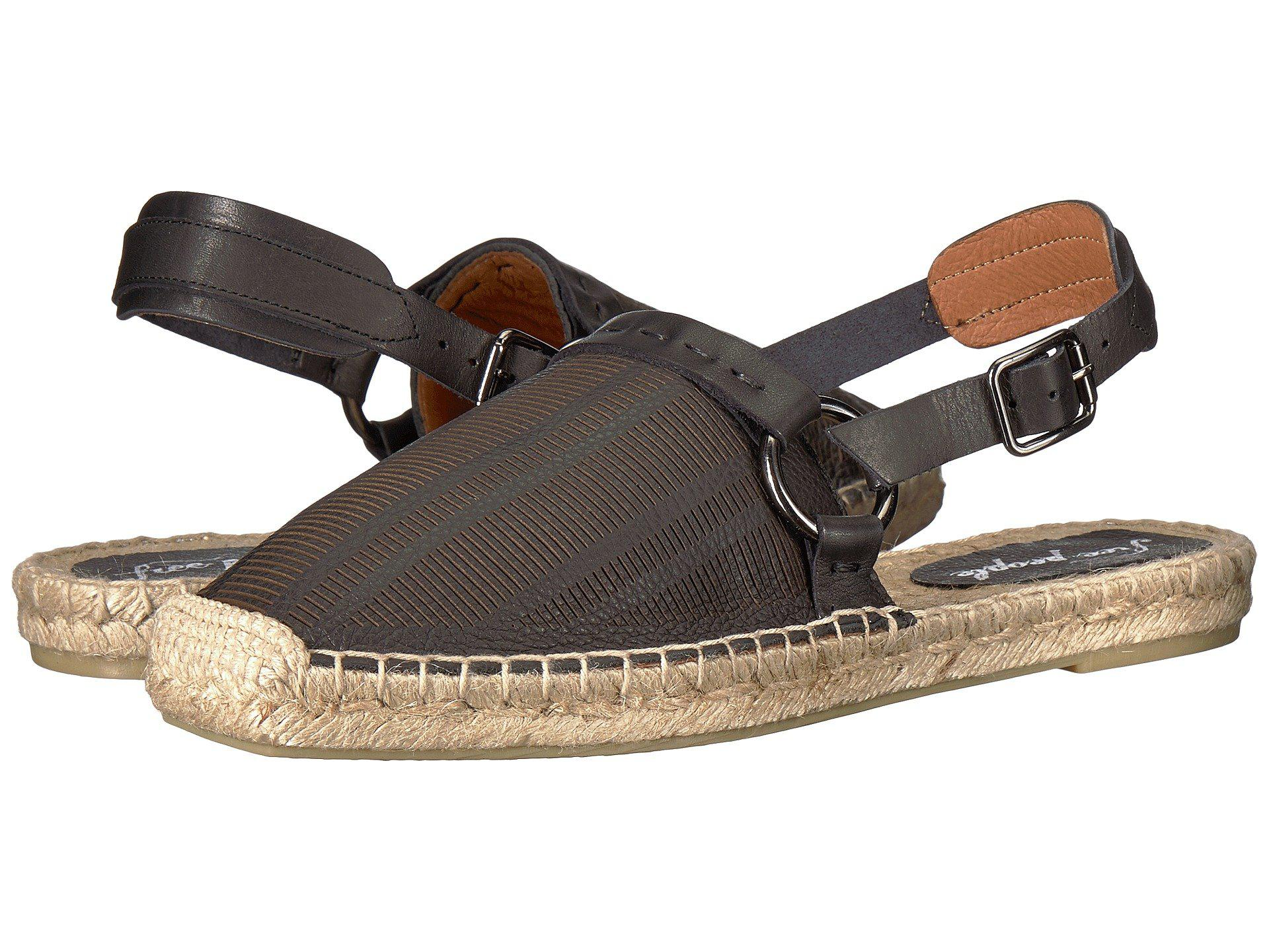 3d99022bae12 Lyst - Free People Cabo Espadrille in Black - Save 51%