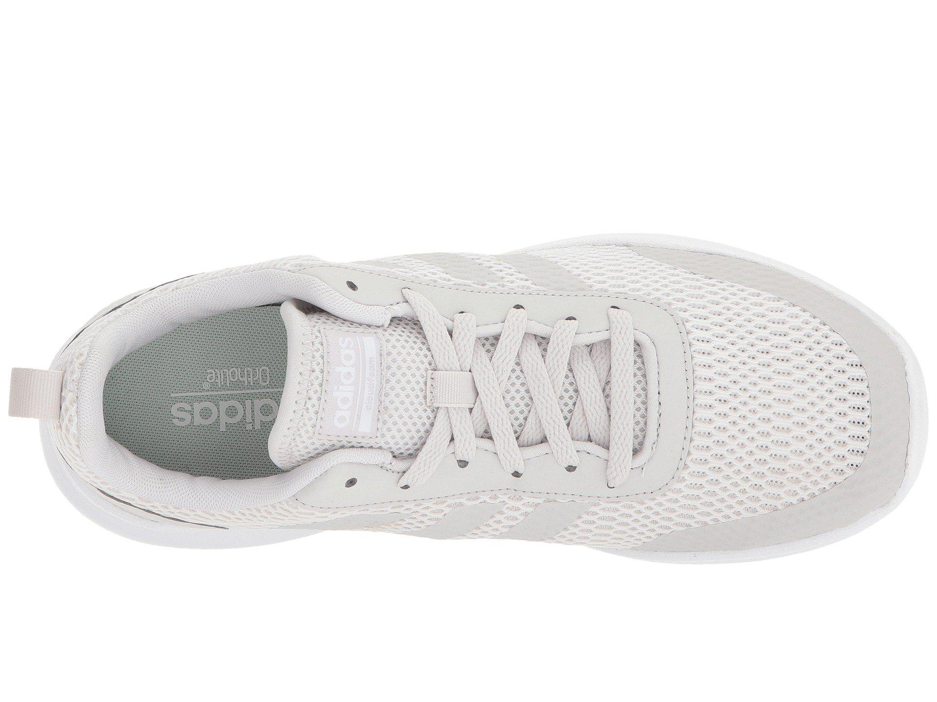 Lyst - adidas Cloudfoam Element Race in White 82b667be1bb69