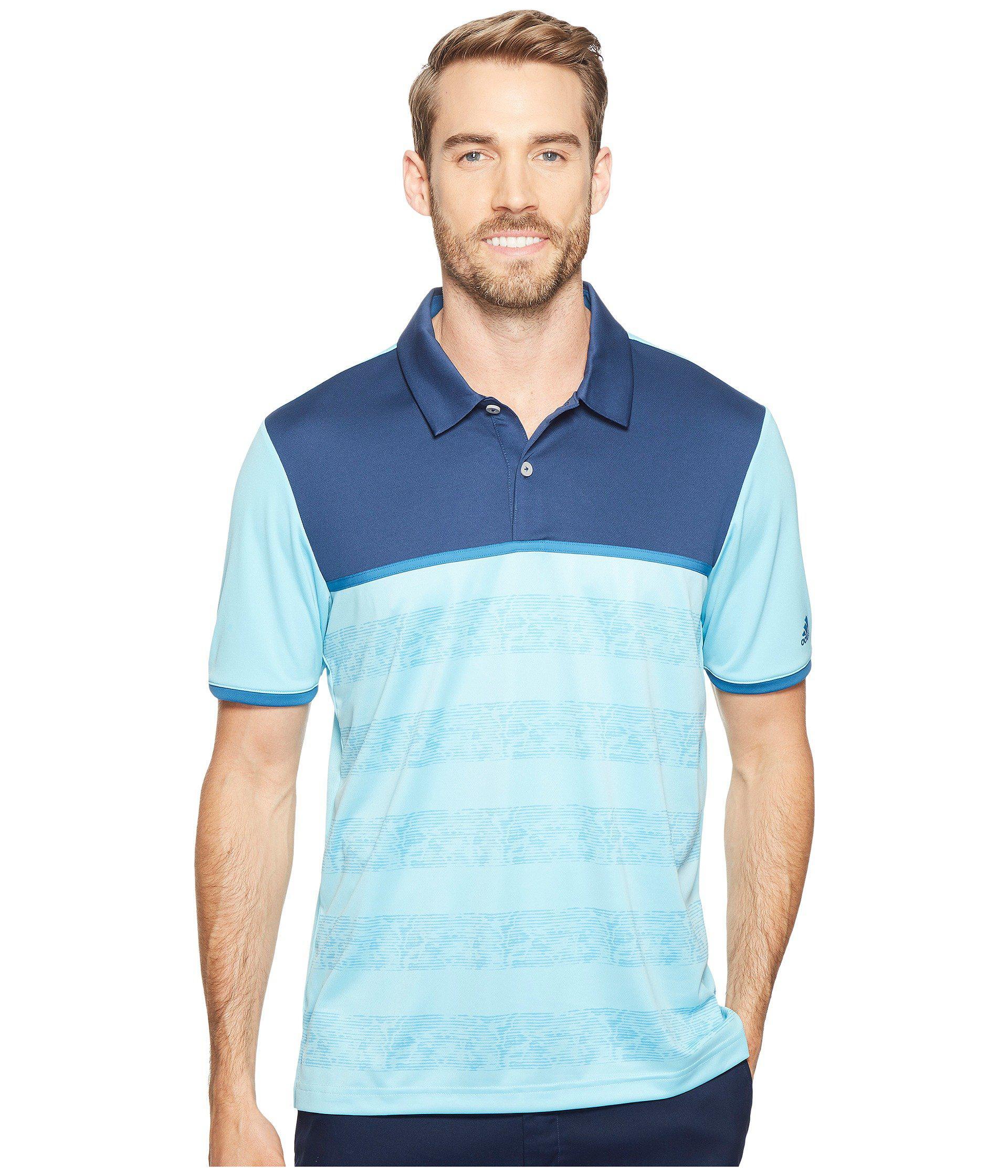 330bc22f Lyst - Adidas Originals Climacool 2d Camo Stripe Print in Blue for Men