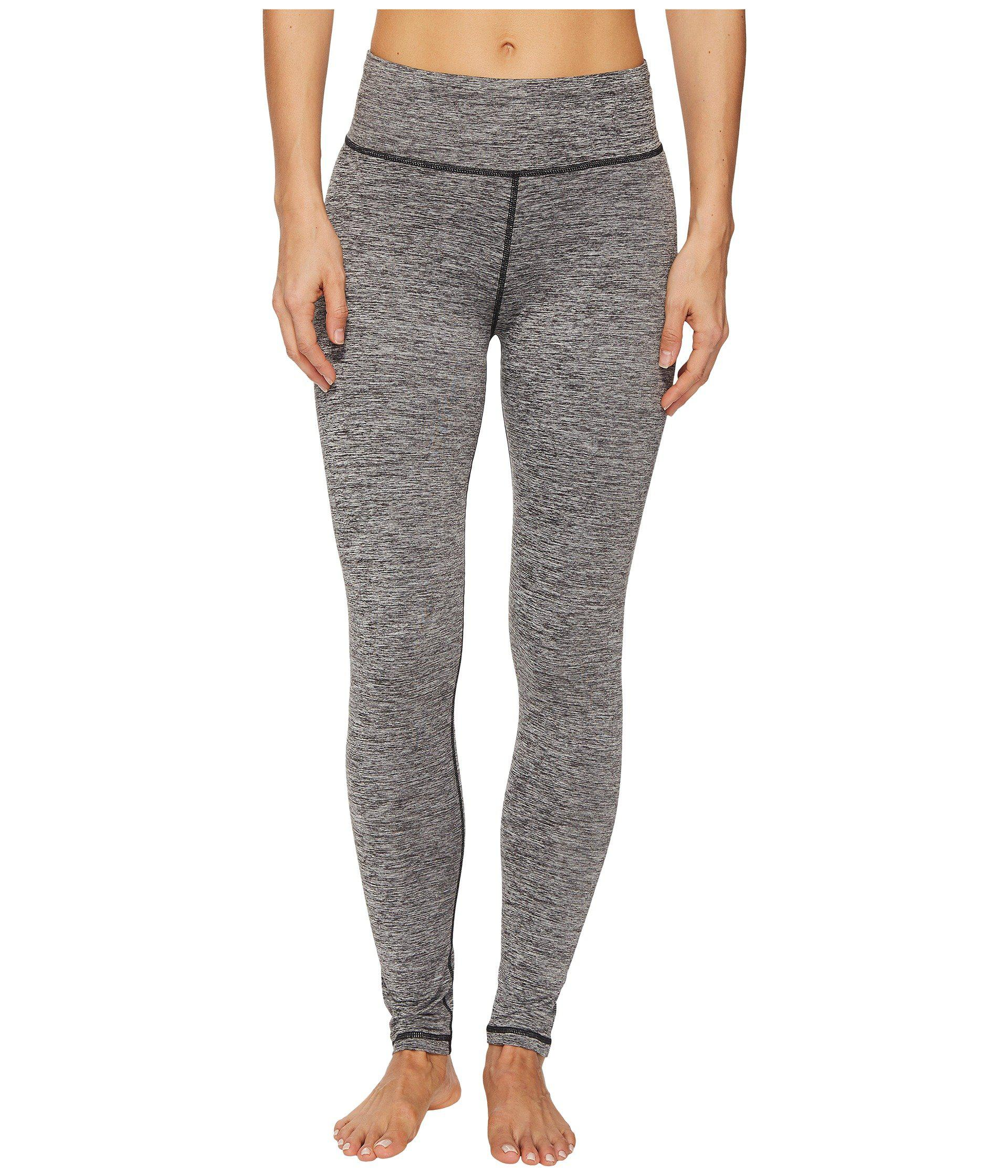 a188524a5c95 Lyst - adidas Performer High-rise Brushed Cozy Tights in Gray