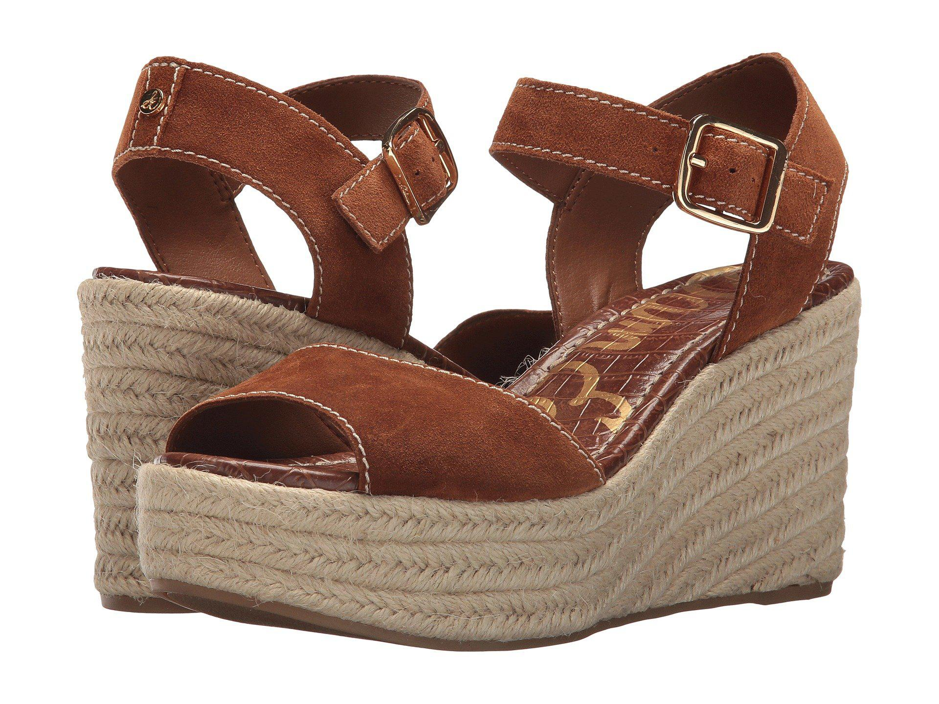 54bd284e525 Lyst - Sam Edelman Dimitree in Brown - Save 63%