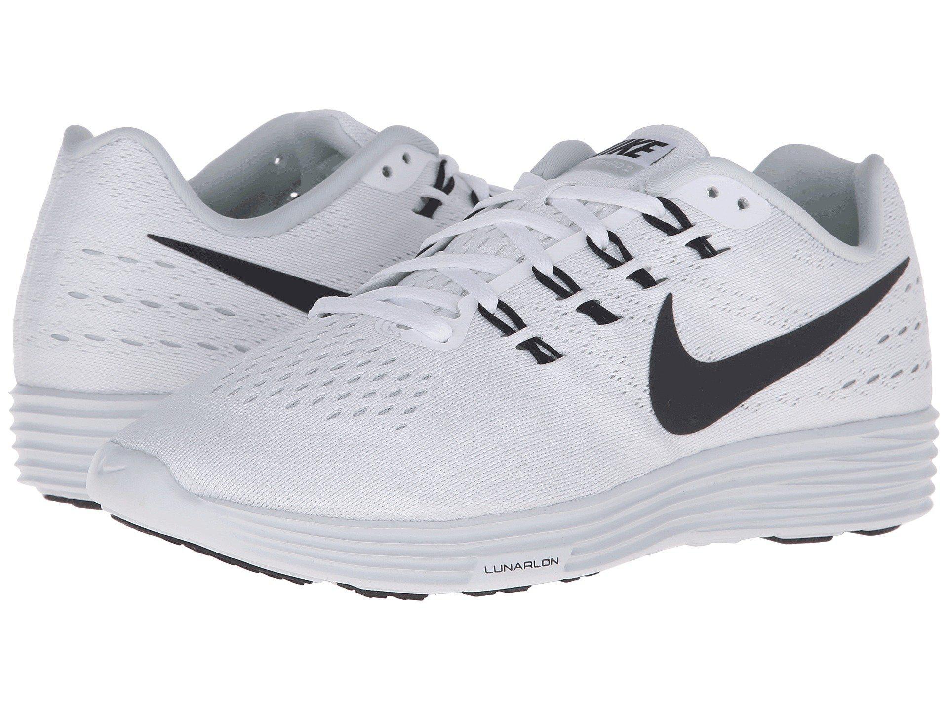 Nike. Men's White Lunartempo 2