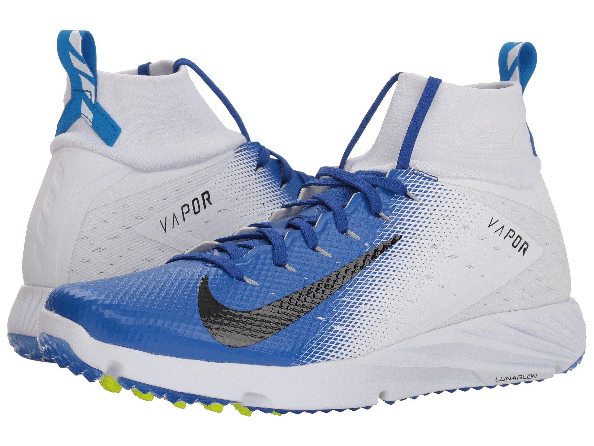 buy popular bfc8c ee031 Nike. Men s Blue Vapor Speed Turf 2