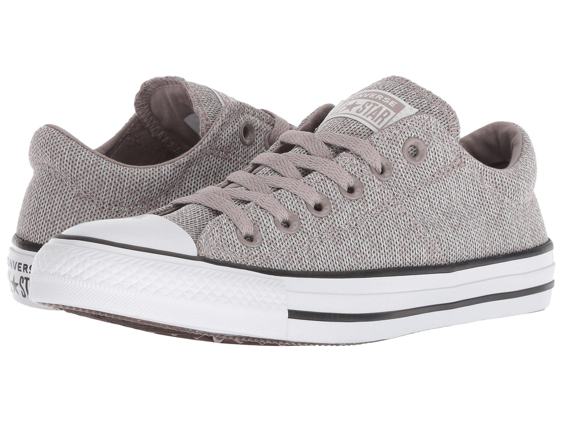 c53bea7c0645ab Lyst - Converse Chuck Taylor All Star Madison - Salt And Pepper Ox ...
