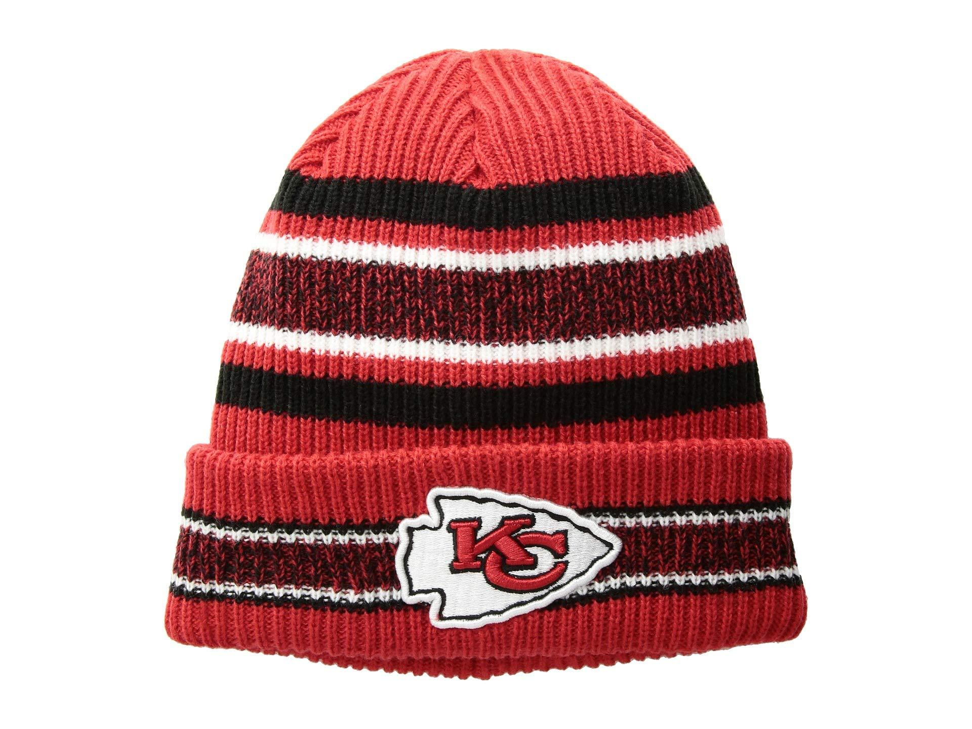 6fe29ac3a38a2d Lyst - KTZ Kansas City Chiefs Vintage Stripe in Red for Men - Save 25%