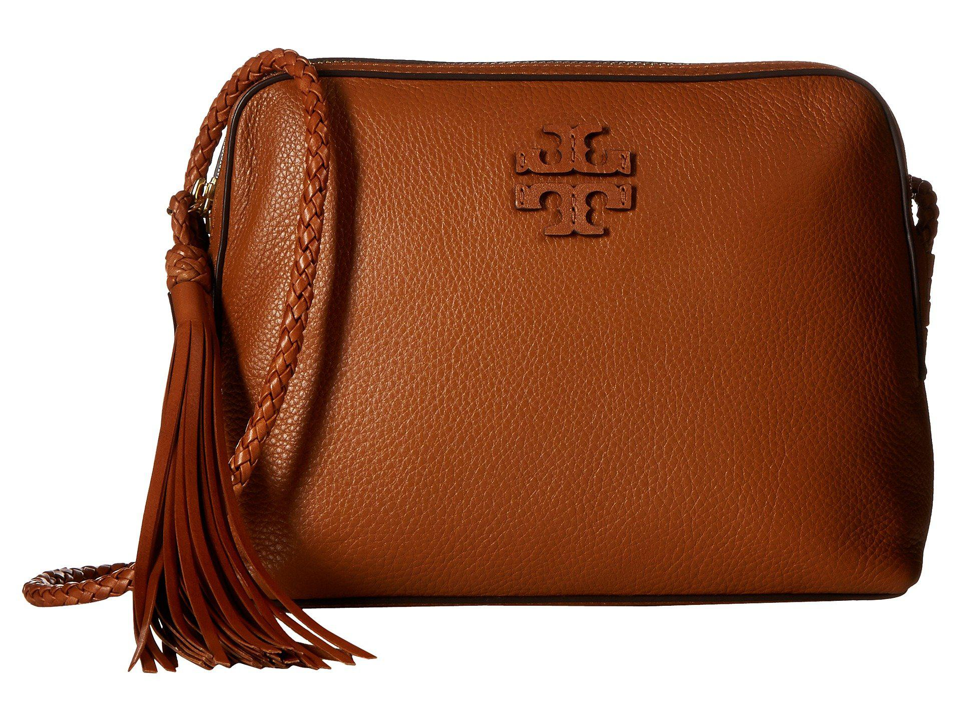 b502aedfc29 Lyst - Tory Burch Taylor Camera Bag in Brown