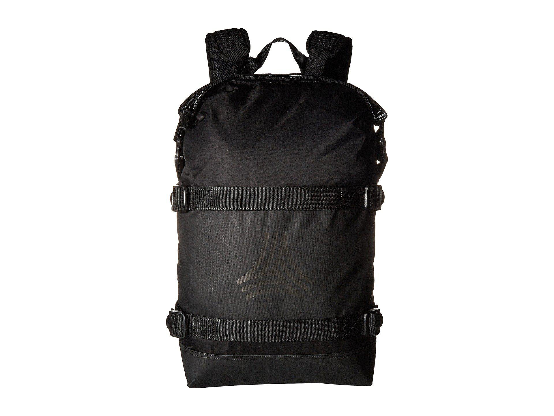 e25563c97097 Lyst - adidas Tango Backpack in Black