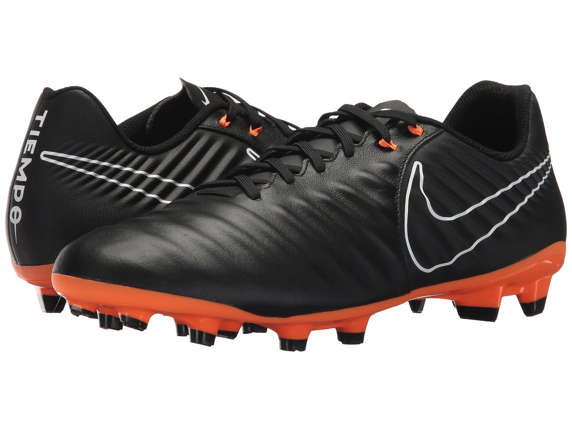 39f905eecd4 Lyst - Nike Tiempo Legend 7 Academy Fg in Black for Men