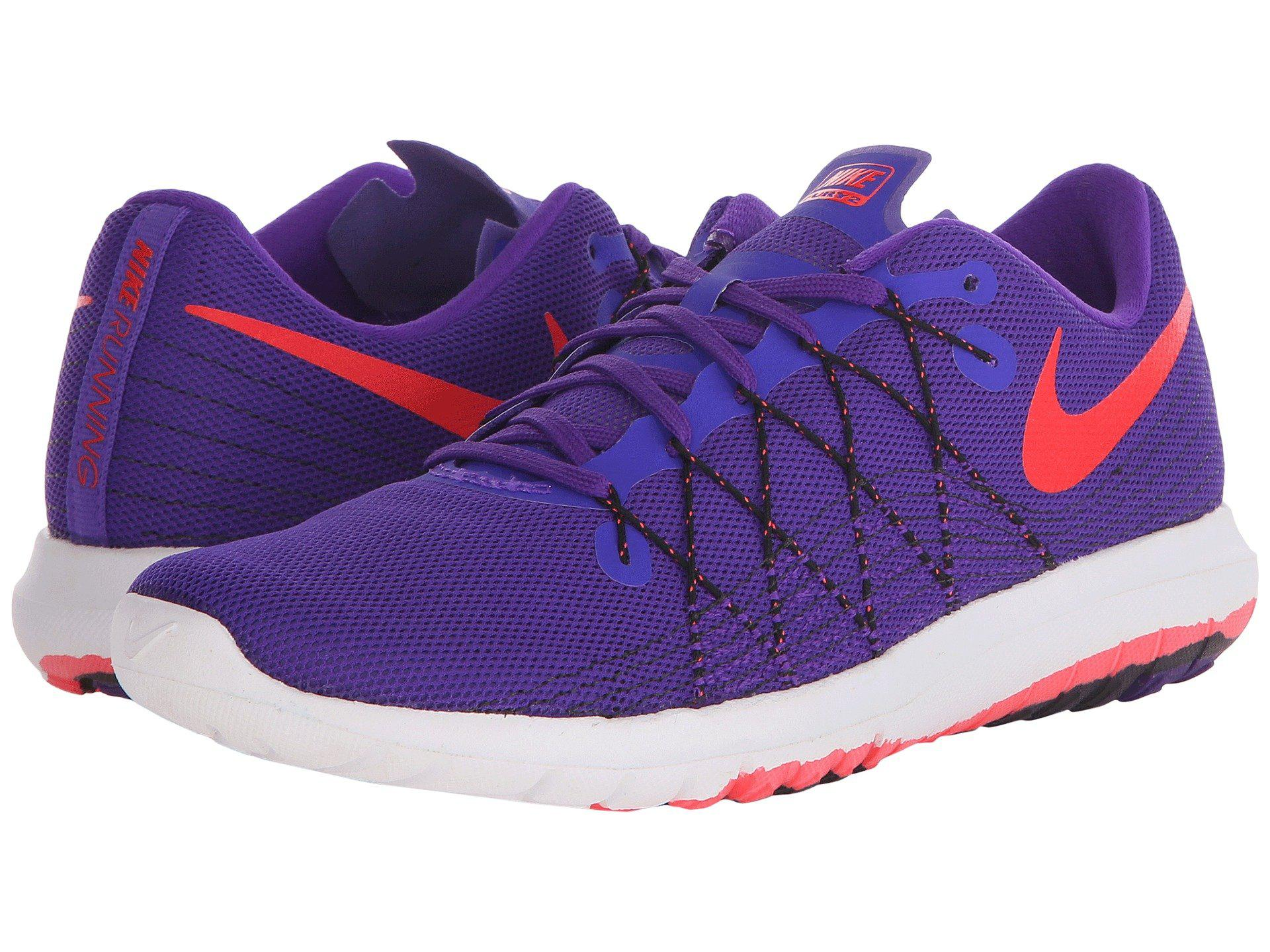Lyst - Nike Flex Fury 2 in Purple 962fb1e66