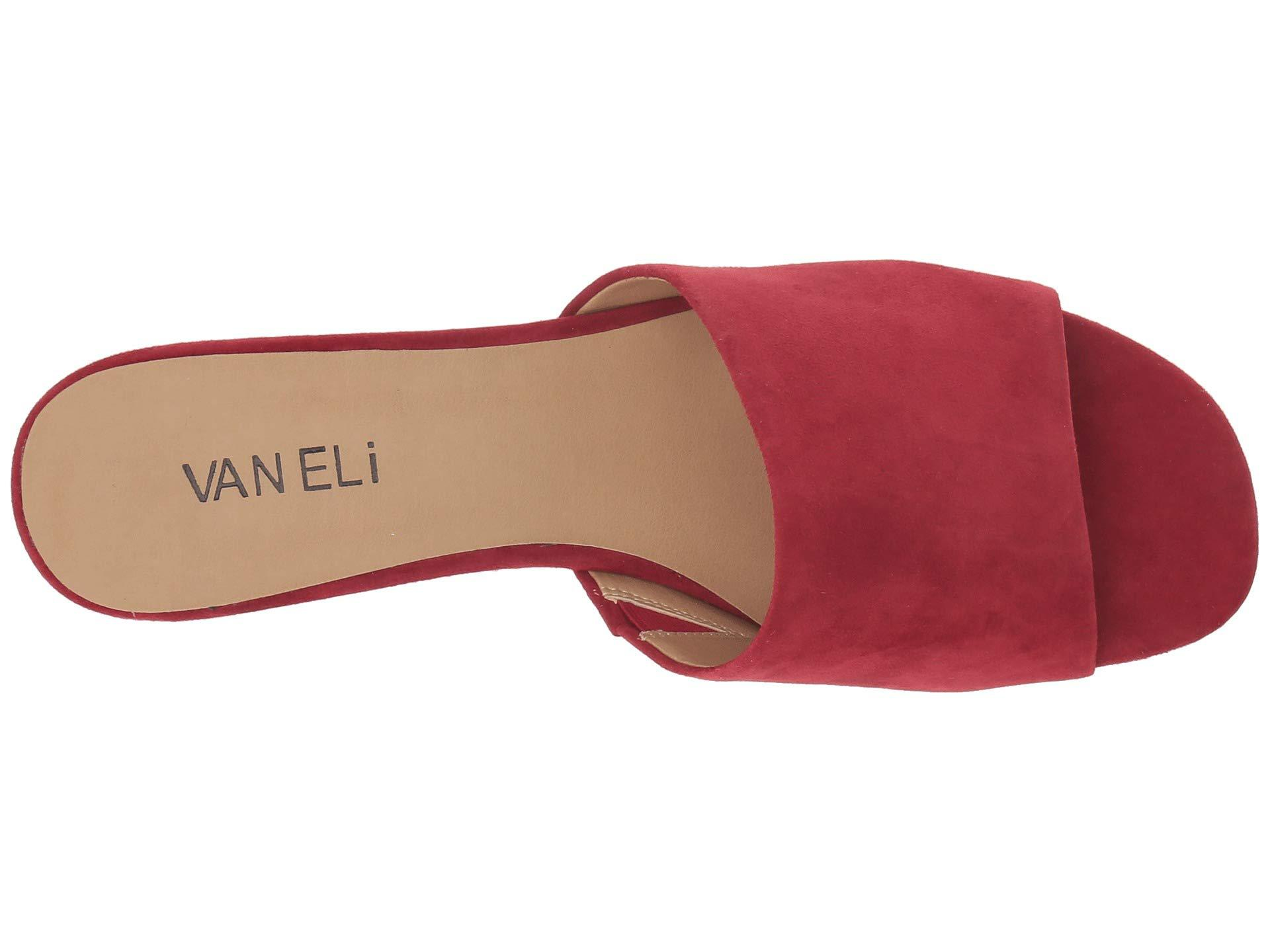 62b49be9f5ab Lyst - Vaneli Piny in Red - Save 21%