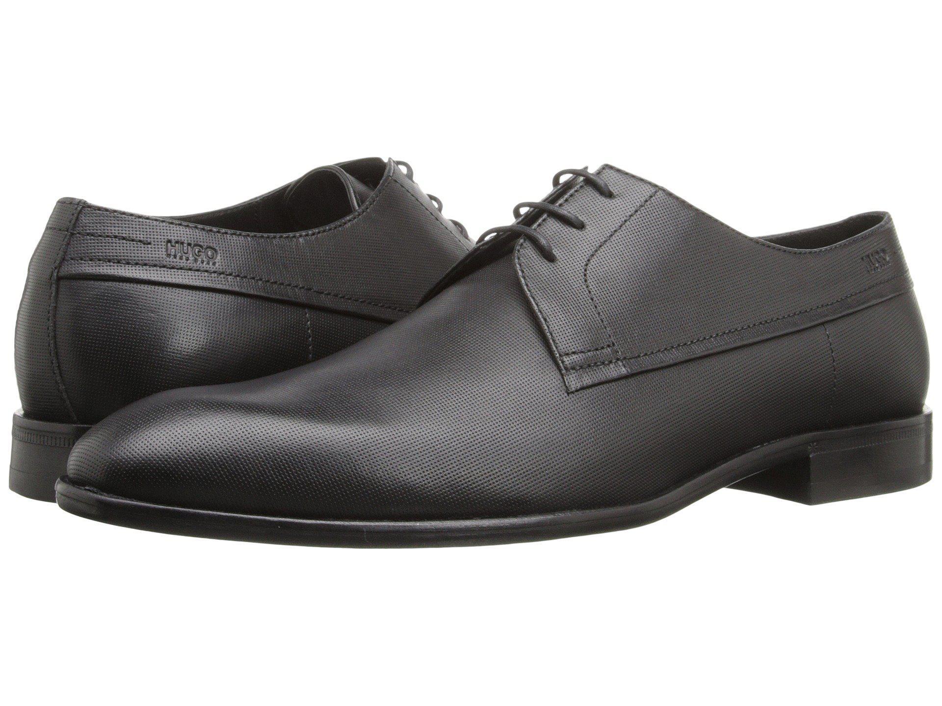 7ebcffb40c1 Lyst - BOSS Dress Appeal C-drerom Lace-up Derby in Black for Men