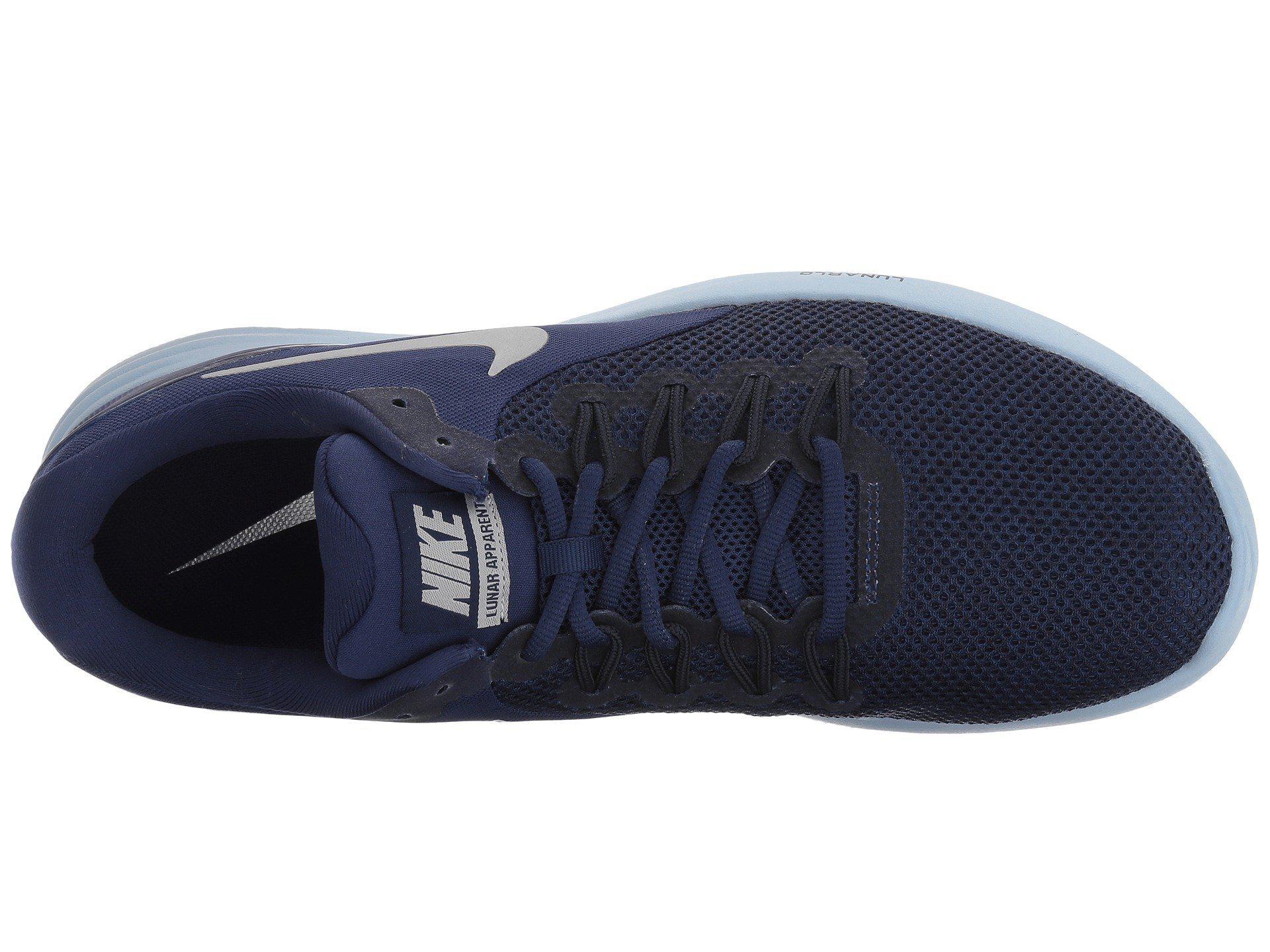 san francisco 0e6c5 13b91 Nike - Blue Lunar Apparent for Men - Lyst. View fullscreen
