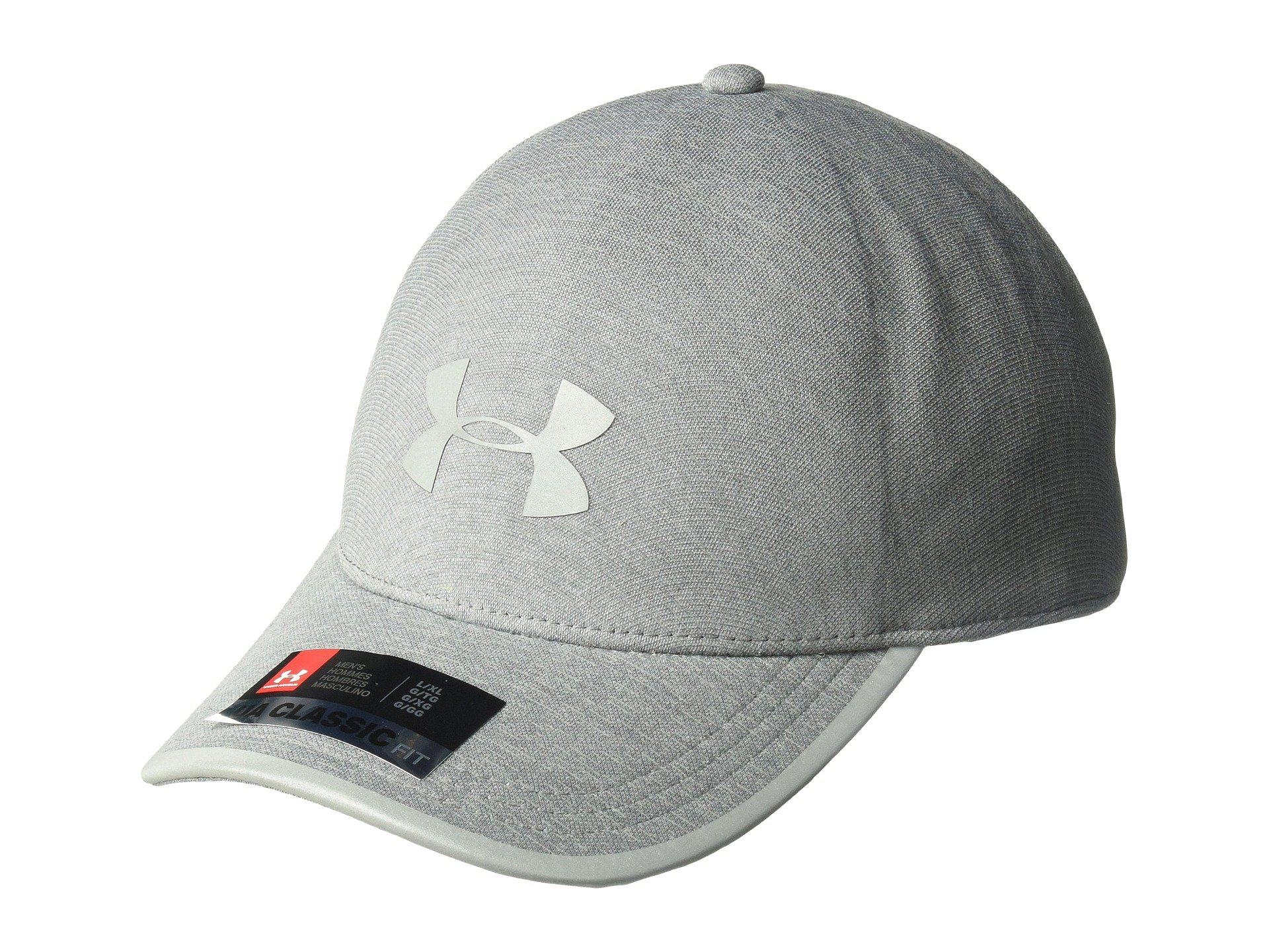 huge selection of cb279 b24d4 Under Armour. Men s Black Flash 1 Panel Cap
