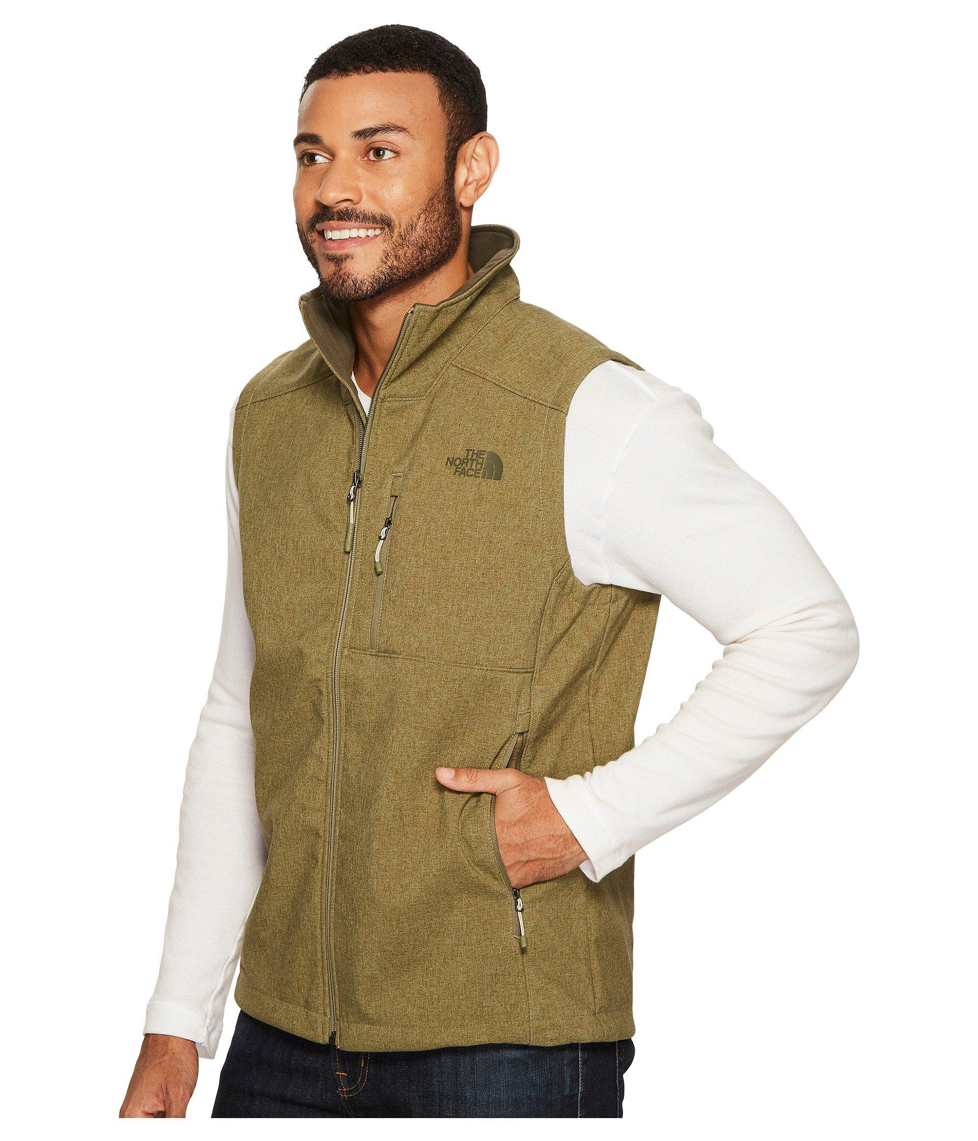 80fd04a23aa9 Lyst - The North Face Apex Bionic 2 Vest in Green for Men - Save 29%