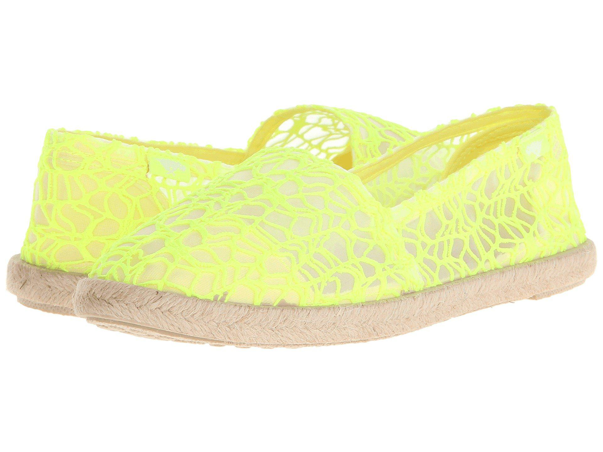 Womens Shoes Rocket Dog Acosta Lime Starfish