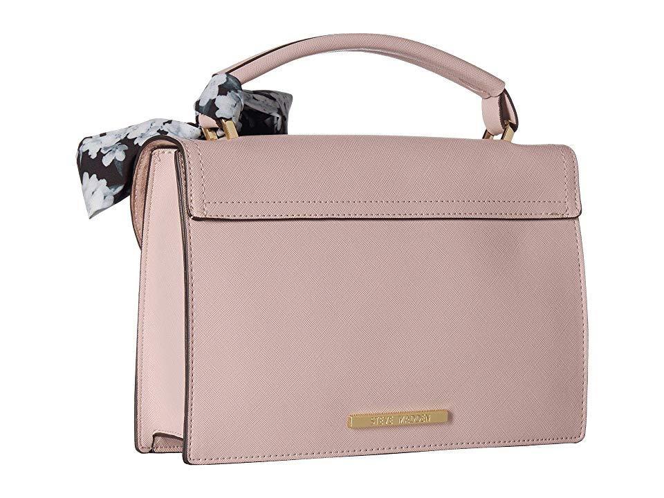 c697ea25b75 Steve Madden Btaylor Crossbody (blush) Cross Body Handbags in Pink ...