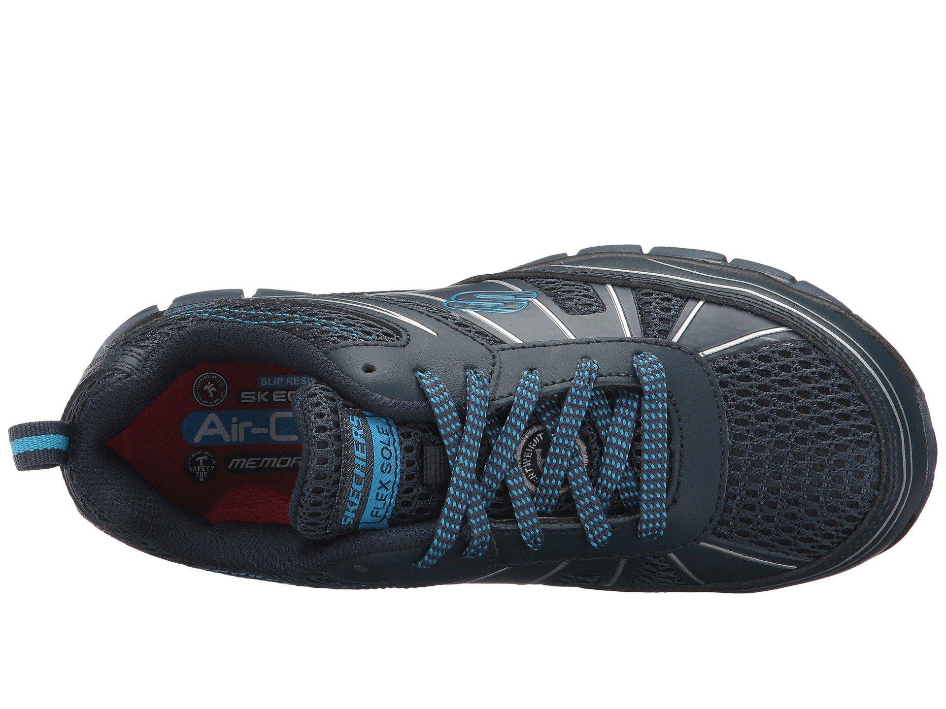 1a0ce9b9f804 Skechers Work - Blue Synergy - Algonac - Lyst. View fullscreen