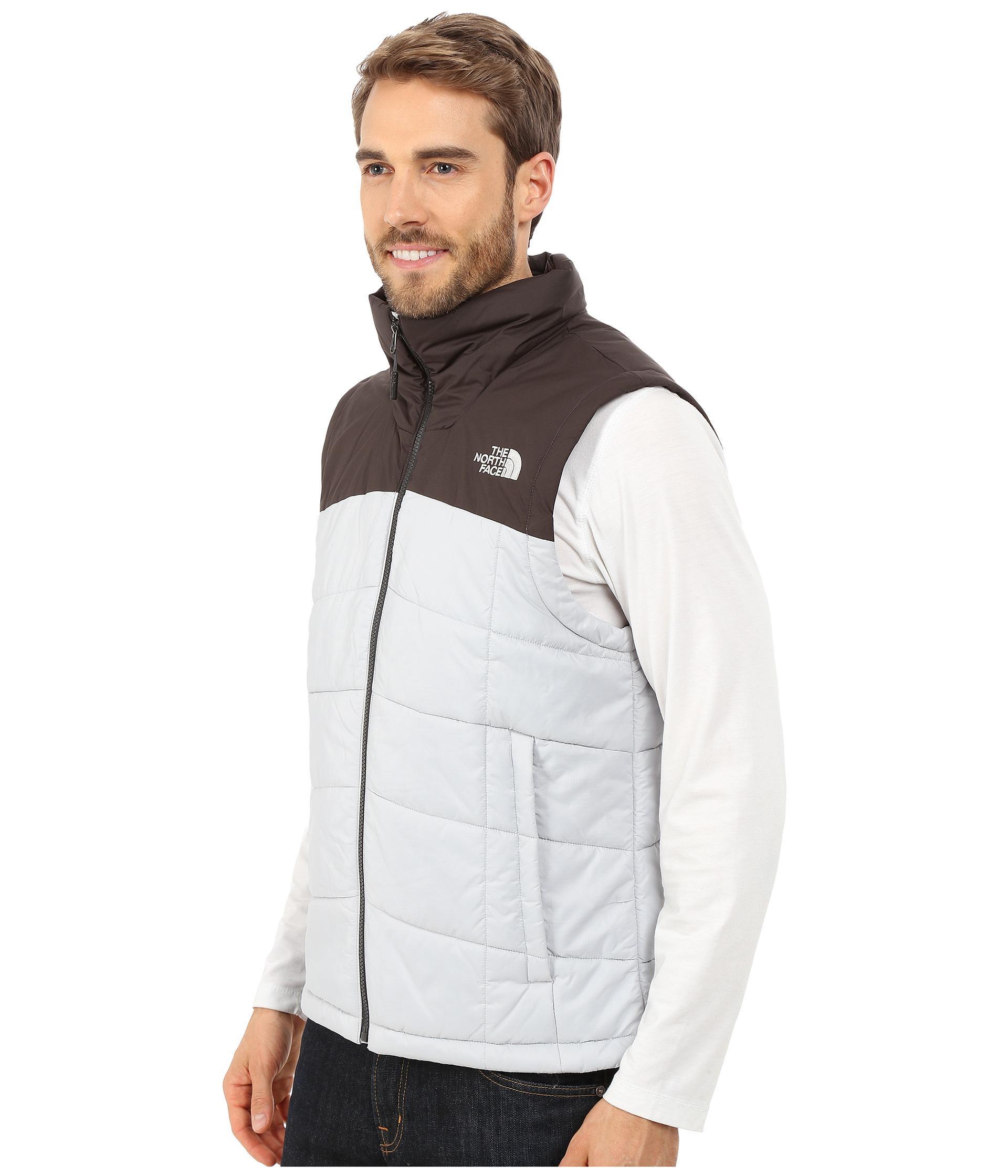 0853191418 Lyst - The North Face Roamer Vest in Gray for Men