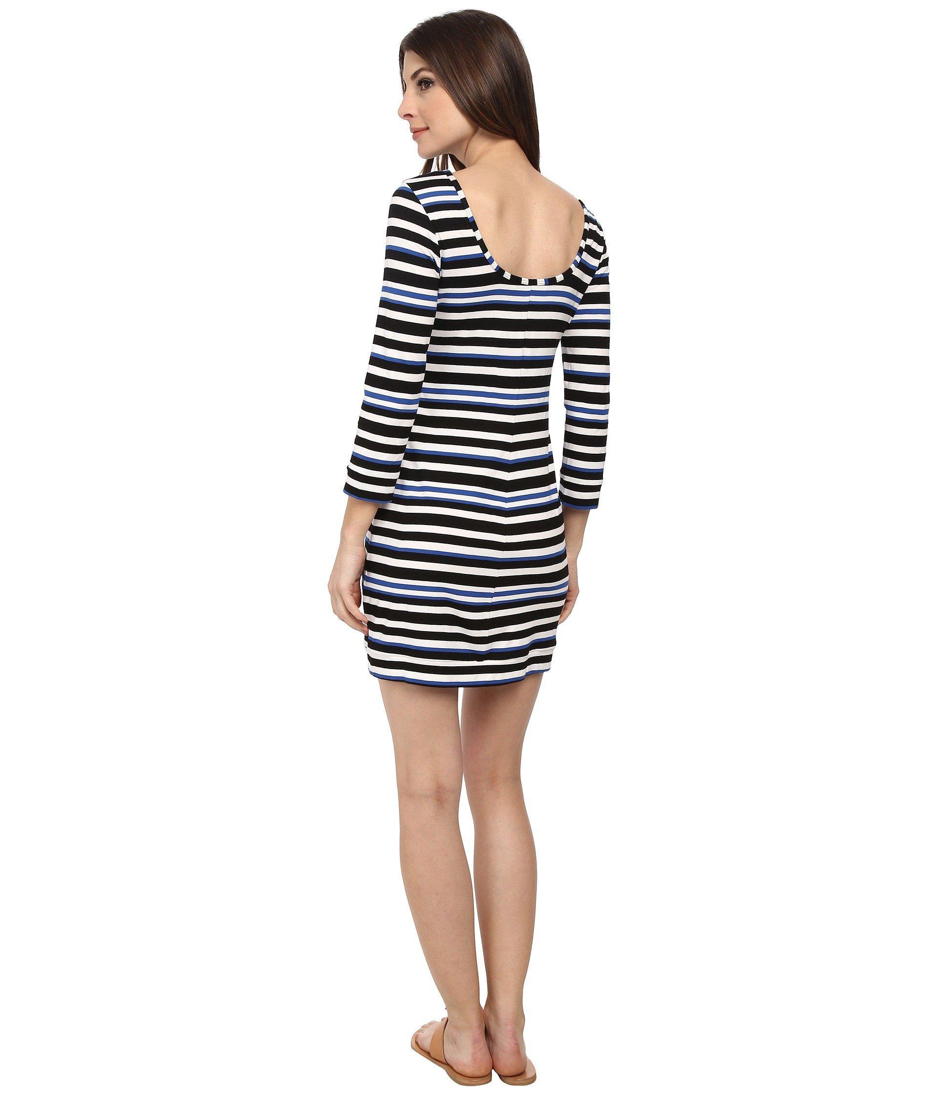 9ff3d8d4c38 Lyst - Trina Turk Indio Dress in Blue