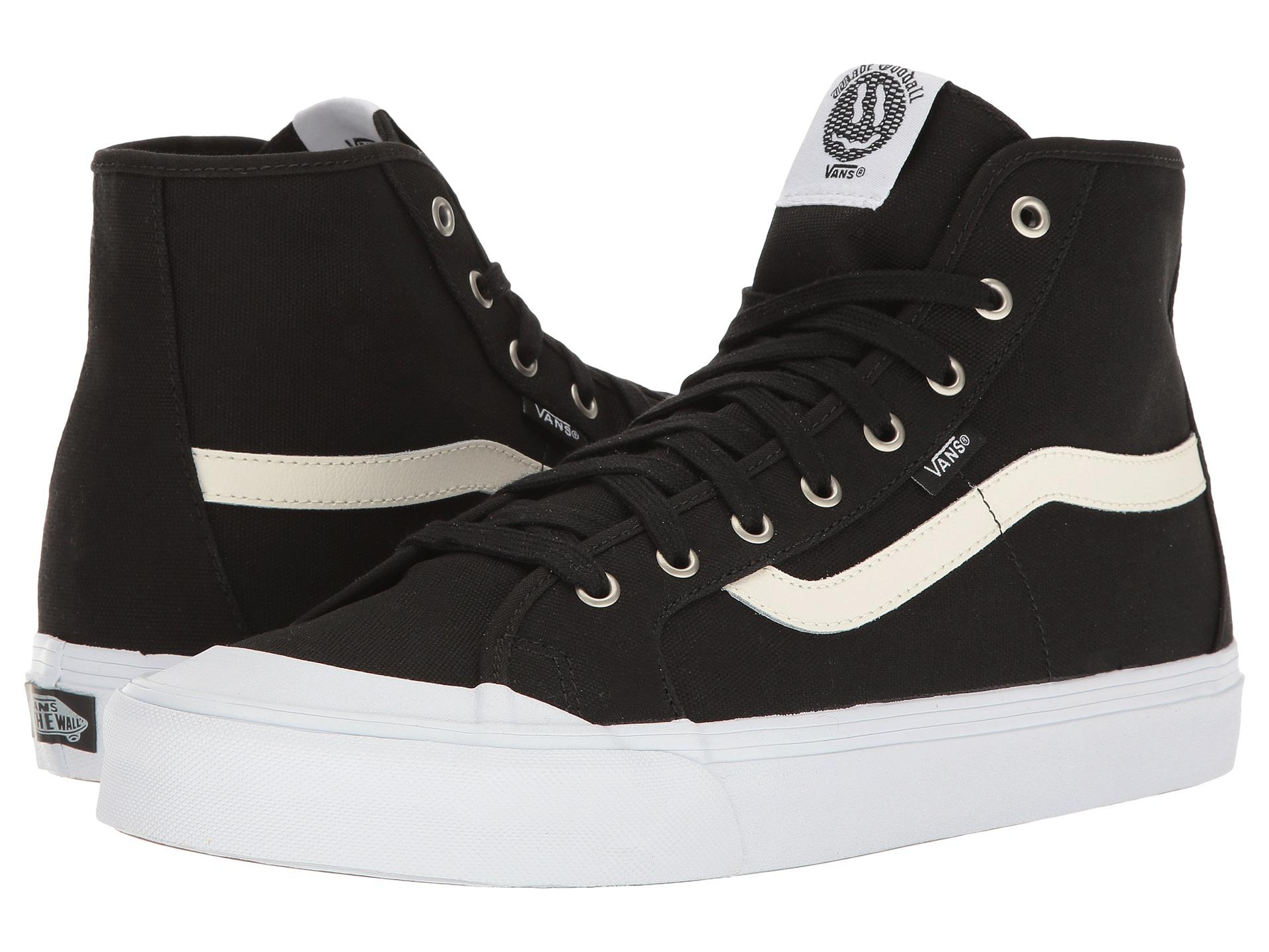 c4ddc3baaf3d7e Lyst - Vans Black Ball Hi Sf in Black for Men