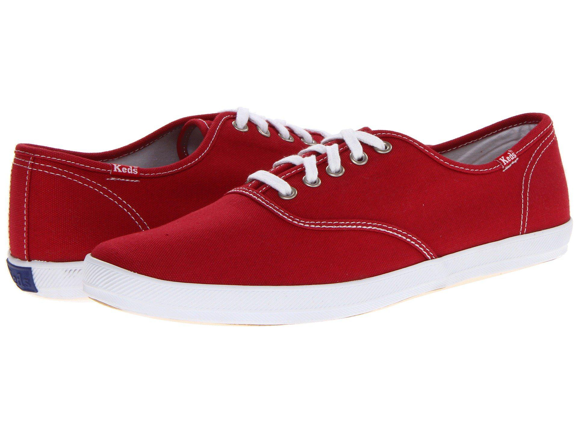 da1c8fa60e6 Lyst - Keds Champion Cvo in Red for Men - Save 13%