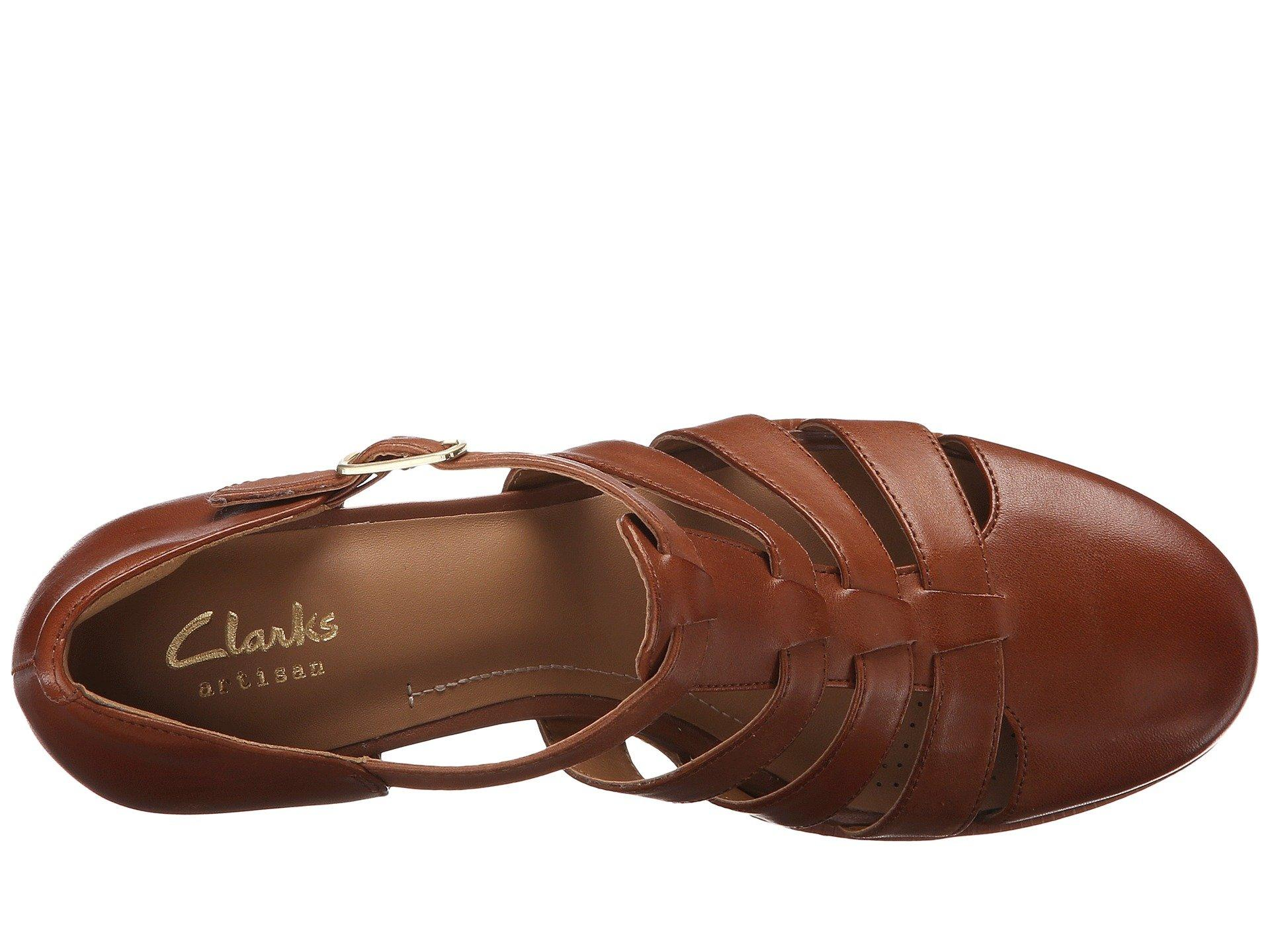 75a532e87b1 Lyst - Clarks Ciera Gull in Brown