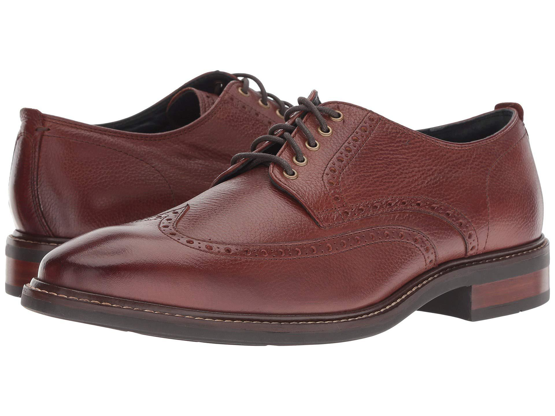 e59063e8d09277 Lyst - Cole Haan Watson Casual Wingtip Oxford for Men - Save 74%
