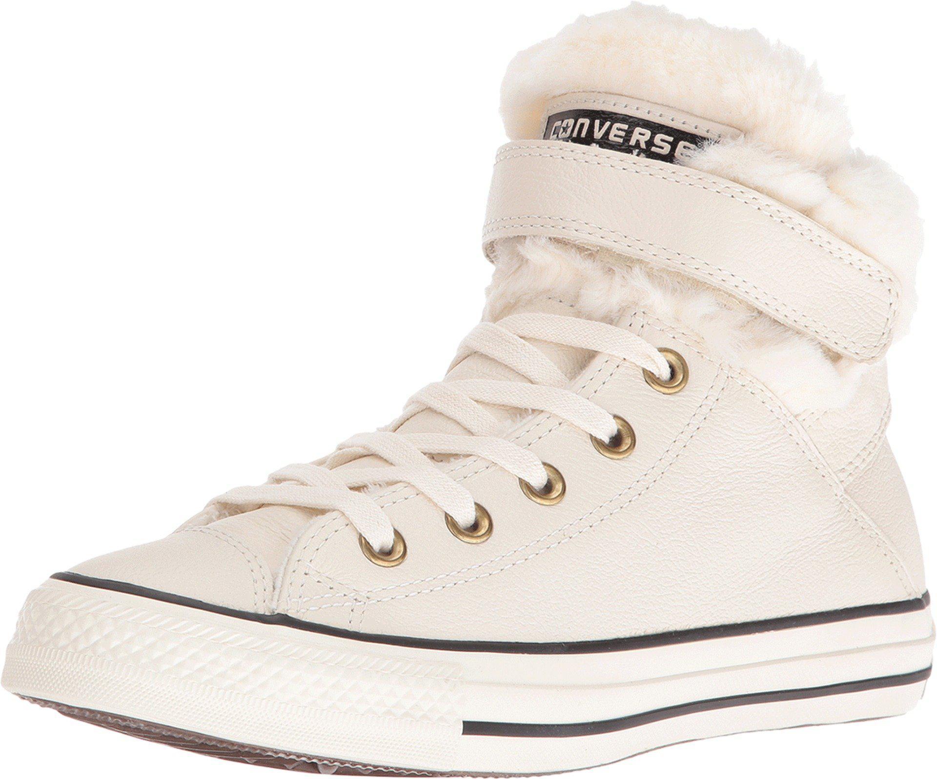 d3f0ac505a3ae5 Converse - Multicolor Chuck Taylor® All Star® Brea Leather + Fur Hi for Men
