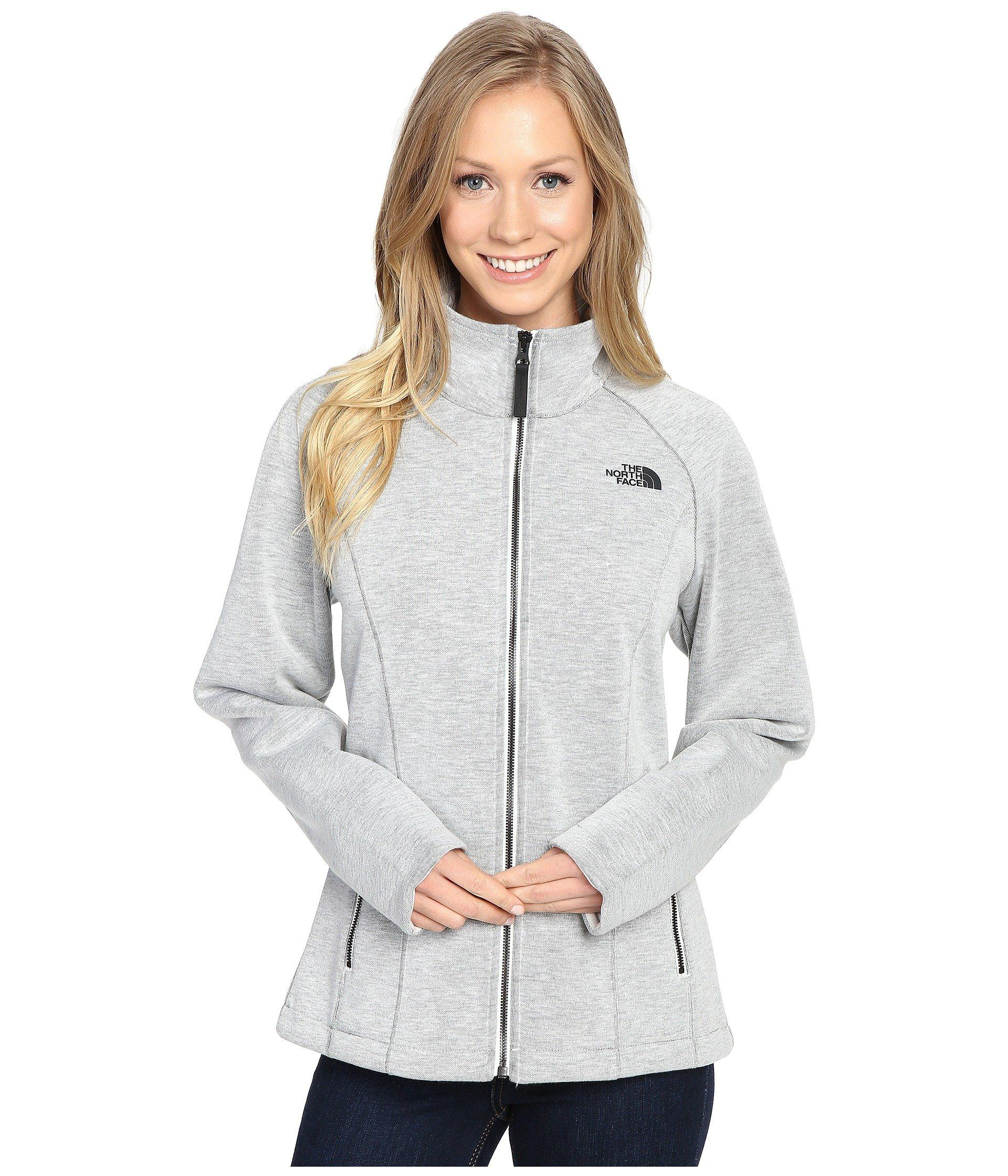 49e995161560 Lyst - The North Face Far Northern Full Zip (vaporous Grey Heather ...