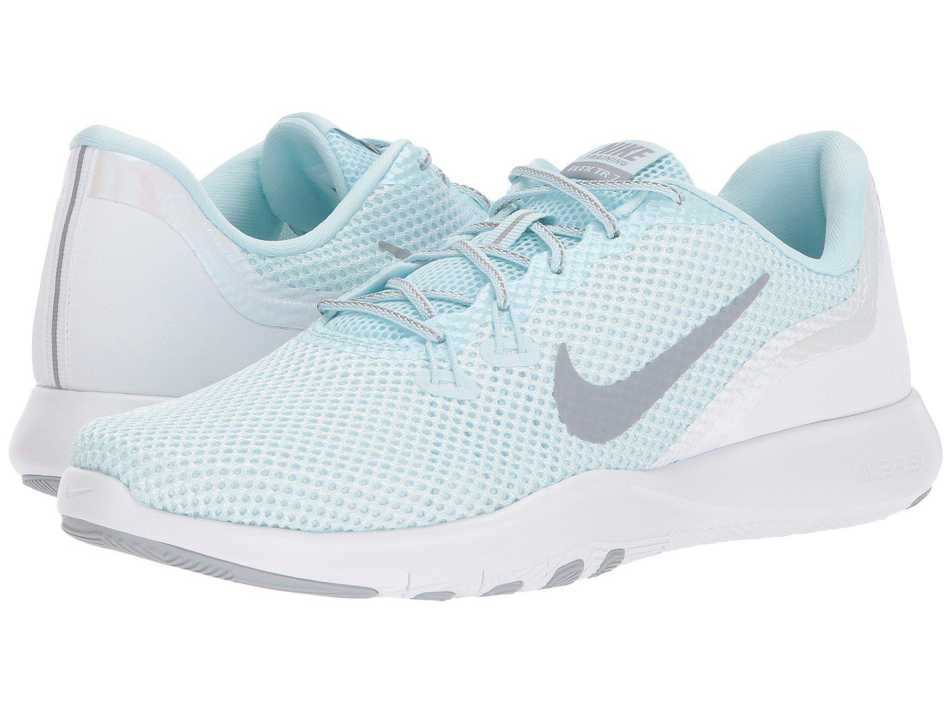 32a326c2cedb Lyst - Nike Flex Tr 7 in Blue - Save 58%