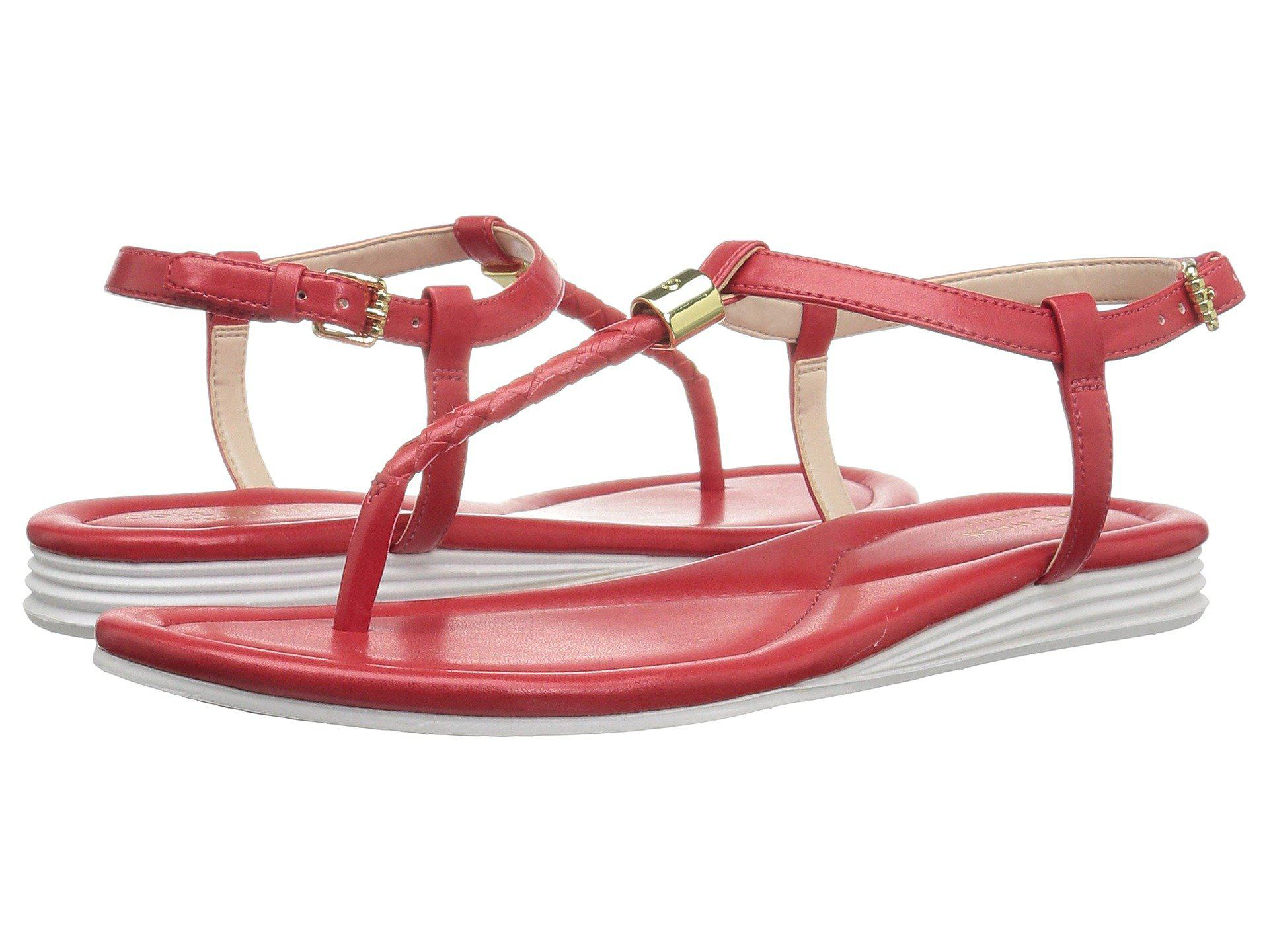 ebb80450597e Lyst - Cole Haan Original Grand Braid Sandal Ii