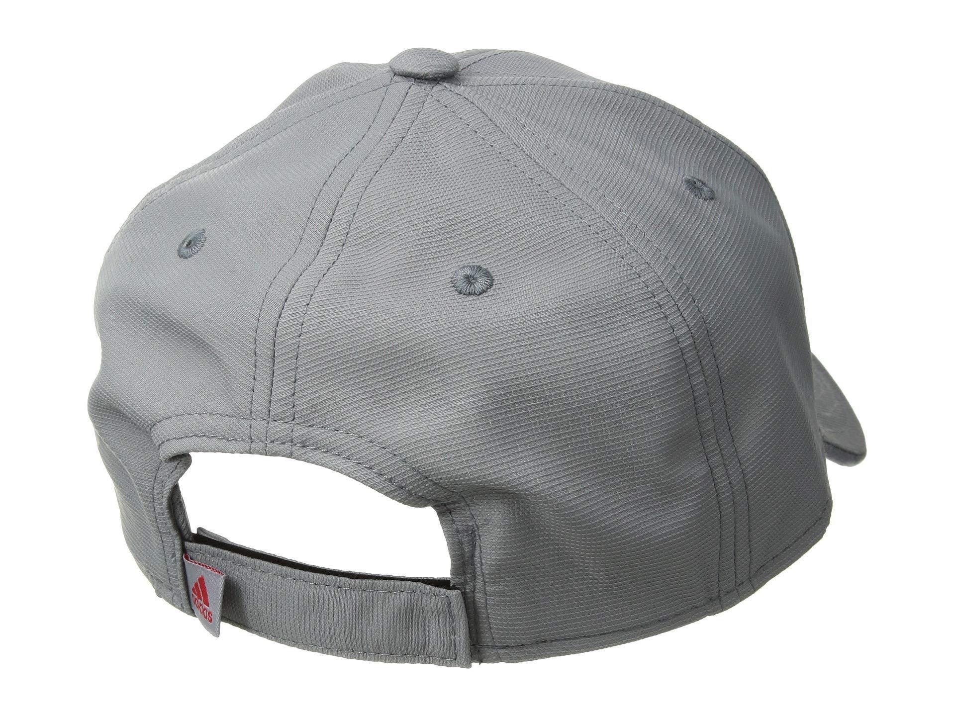 29ef6531d74 Adidas - Gray Decision Cap for Men - Lyst. View fullscreen