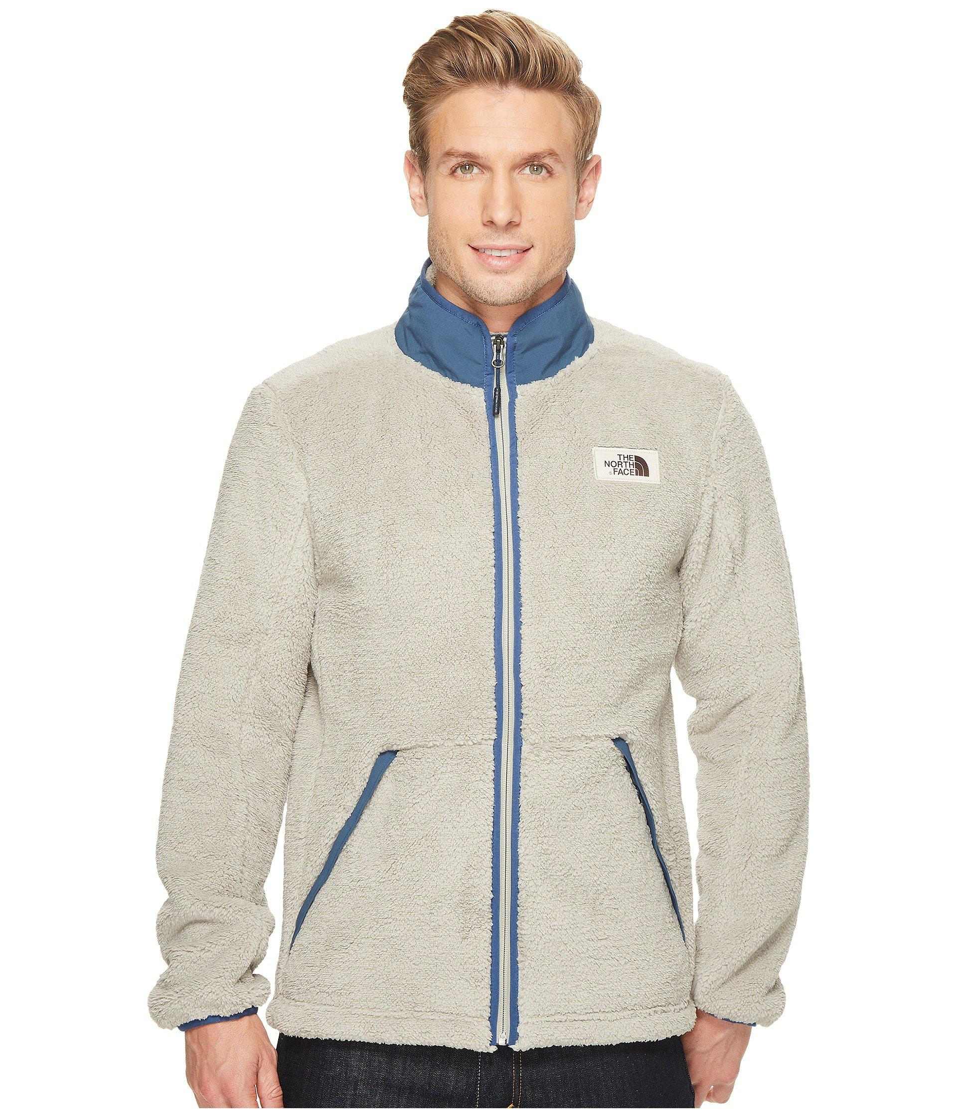 193336c0da8 Lyst - The North Face Campshire Full Zip for Men