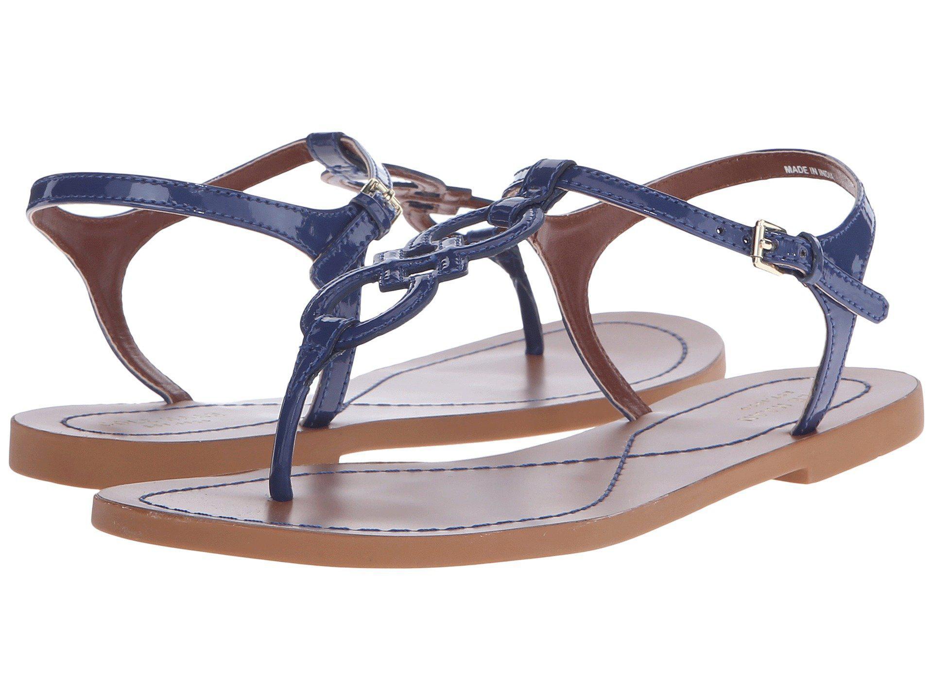 ff750c6d2e3 Lyst - Cole Haan Iris Sandal in Blue