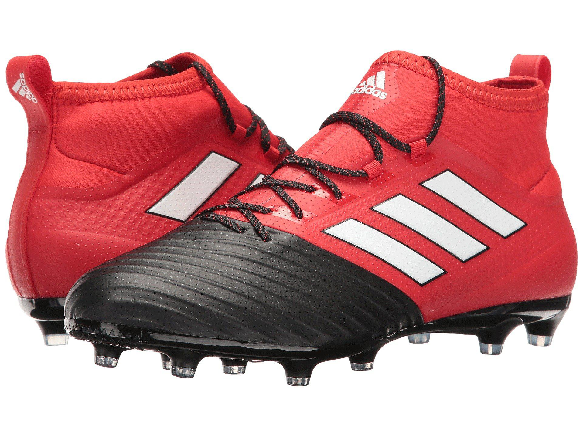 ad7e9105d9e0 Lyst - adidas Ace 17.2 Primemesh Fg in Red for Men