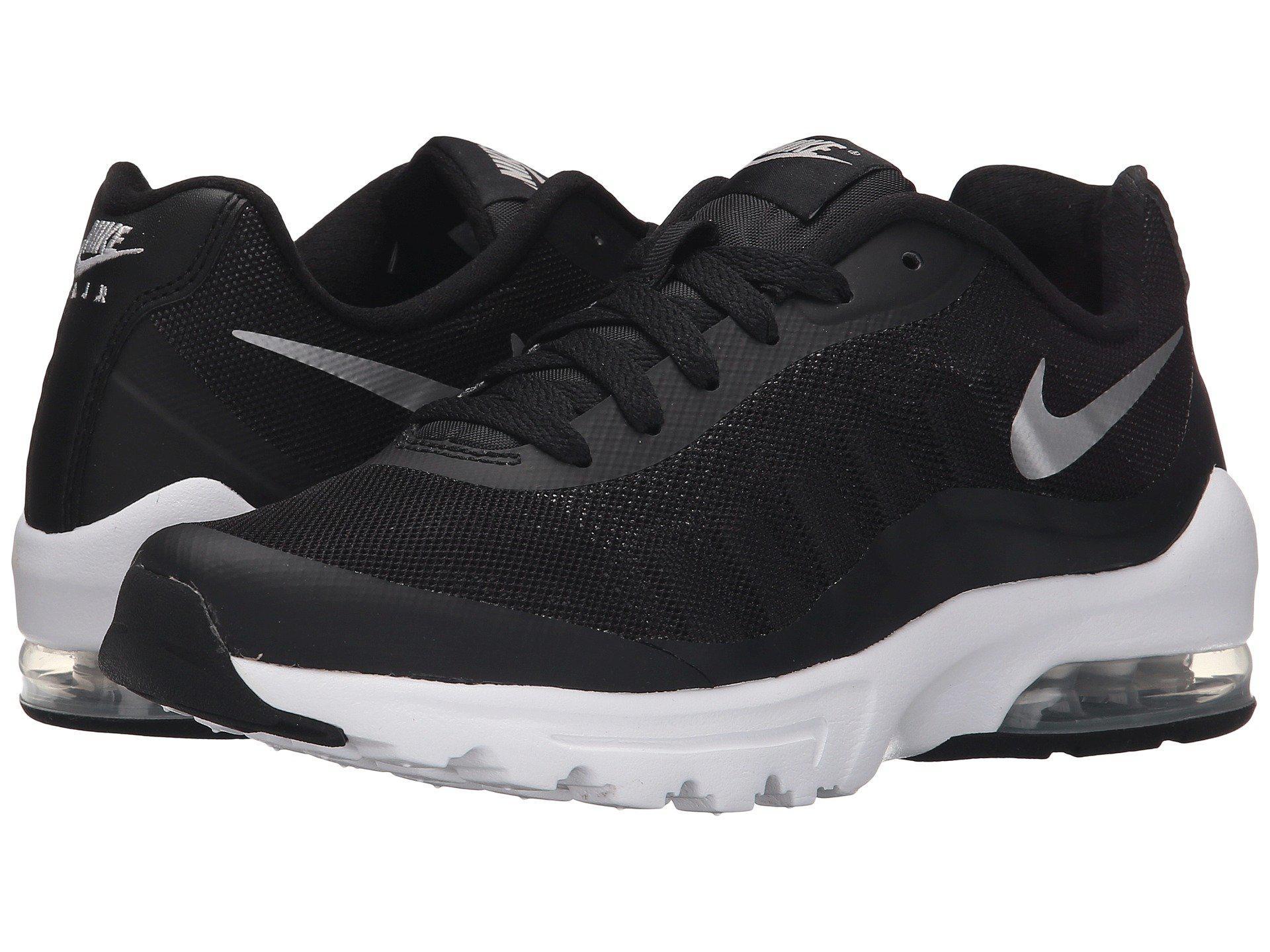los angeles 80267 553cb Nike. Women s Black Air Max Invigor