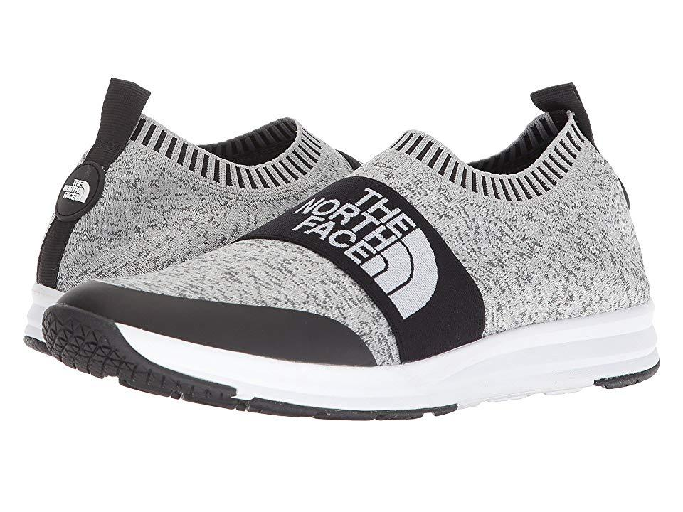 31501dba4 The North Face Traction Knit Moc (heather Grey/tnf White) Shoes in ...