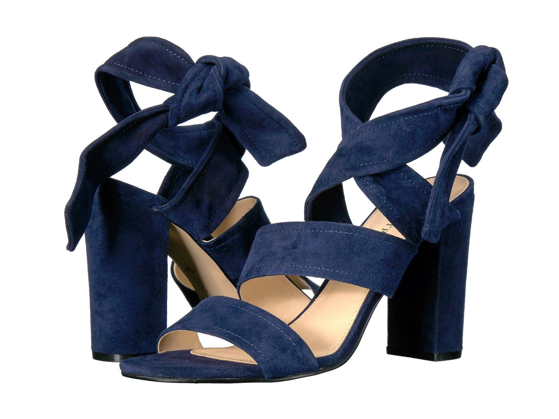 Ivanka Trump Kiffie Ankle Tie High-Heel Sandals qQLHMaA