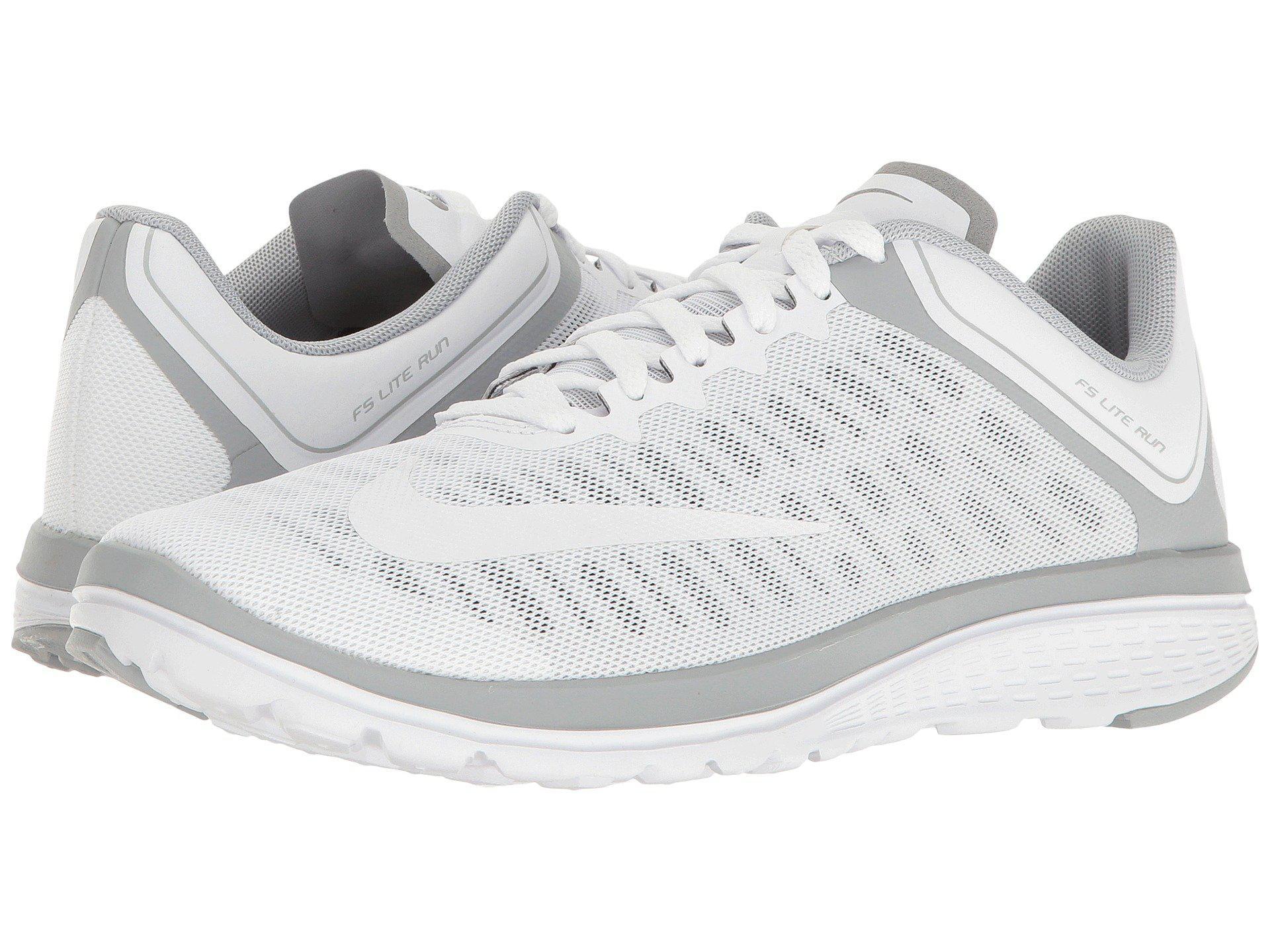 c9873812e8c4 Lyst - Nike Fs Lite Run 4 in White