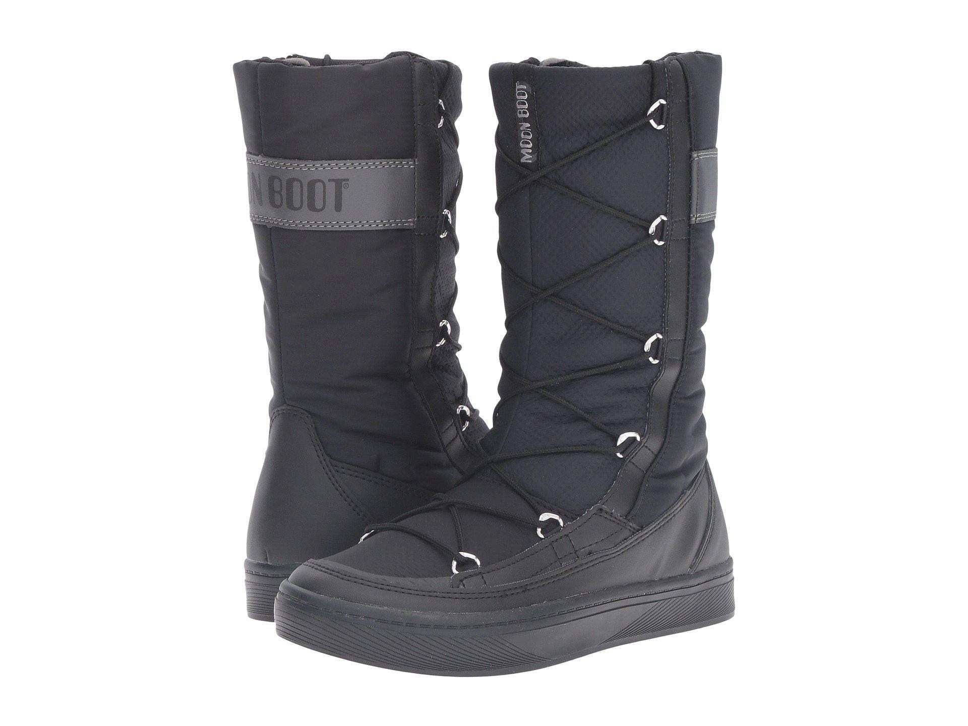 Women's Boots/moon boot black tecnica vega hi nd4b43j4