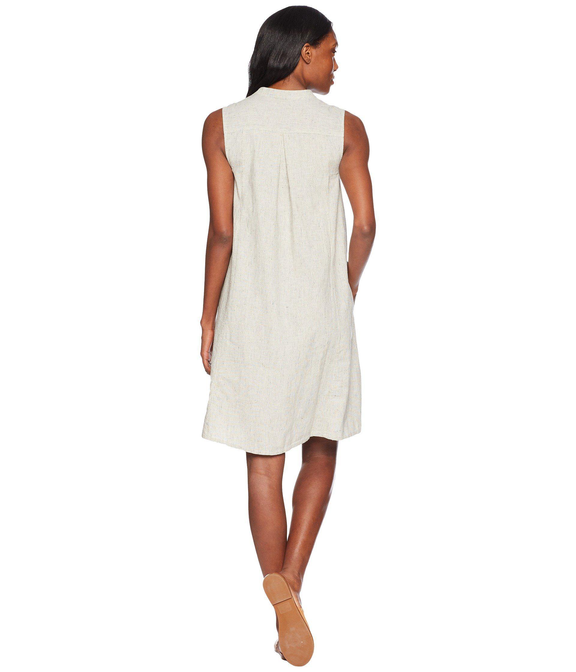 12f20abc9590b Nau - White Straight Up Sleeveless Dress - Lyst. View fullscreen