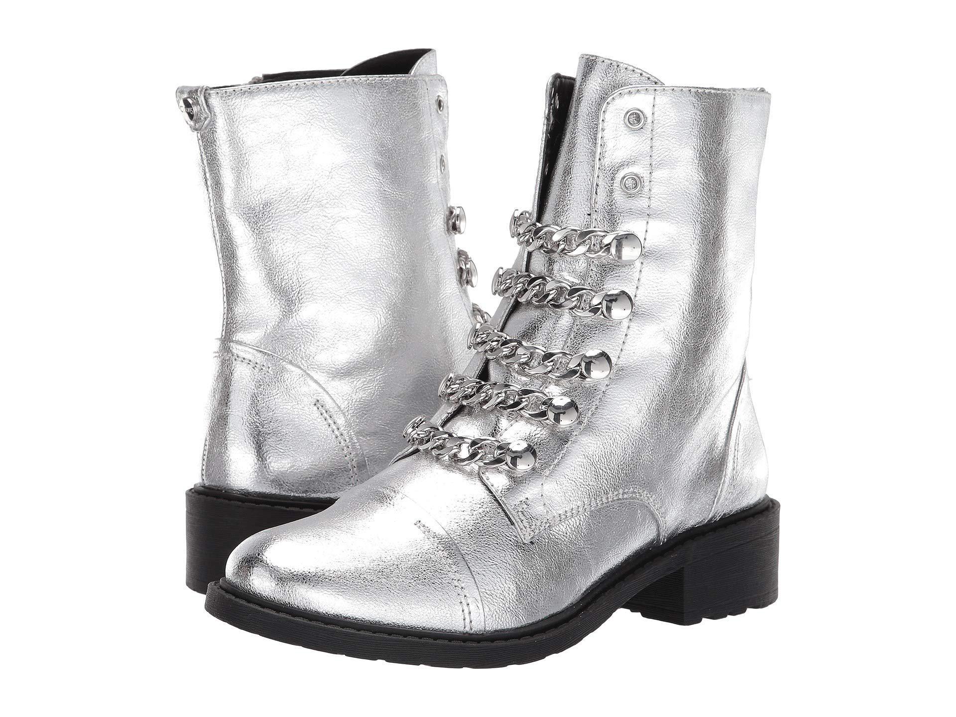 0582ab9d960c Circus by Sam Edelman - Metallic Dacey Fashion Boot - Lyst. View fullscreen