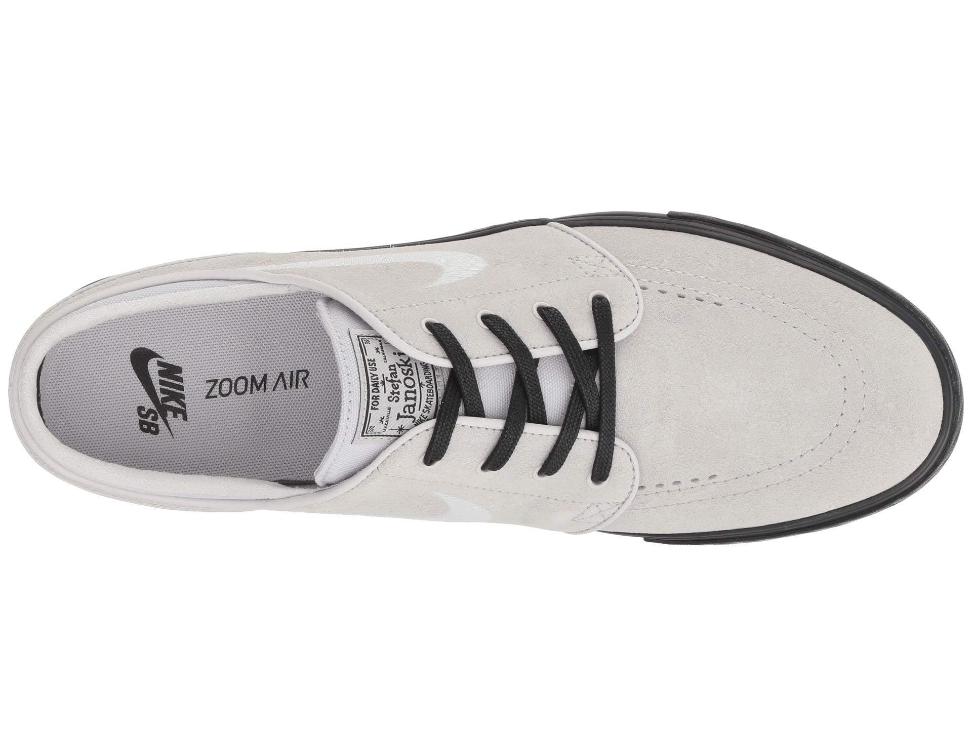 promo code 58a17 01e28 Nike - Gray Zoom Stefan Janoski – Suede for Men - Lyst. View fullscreen